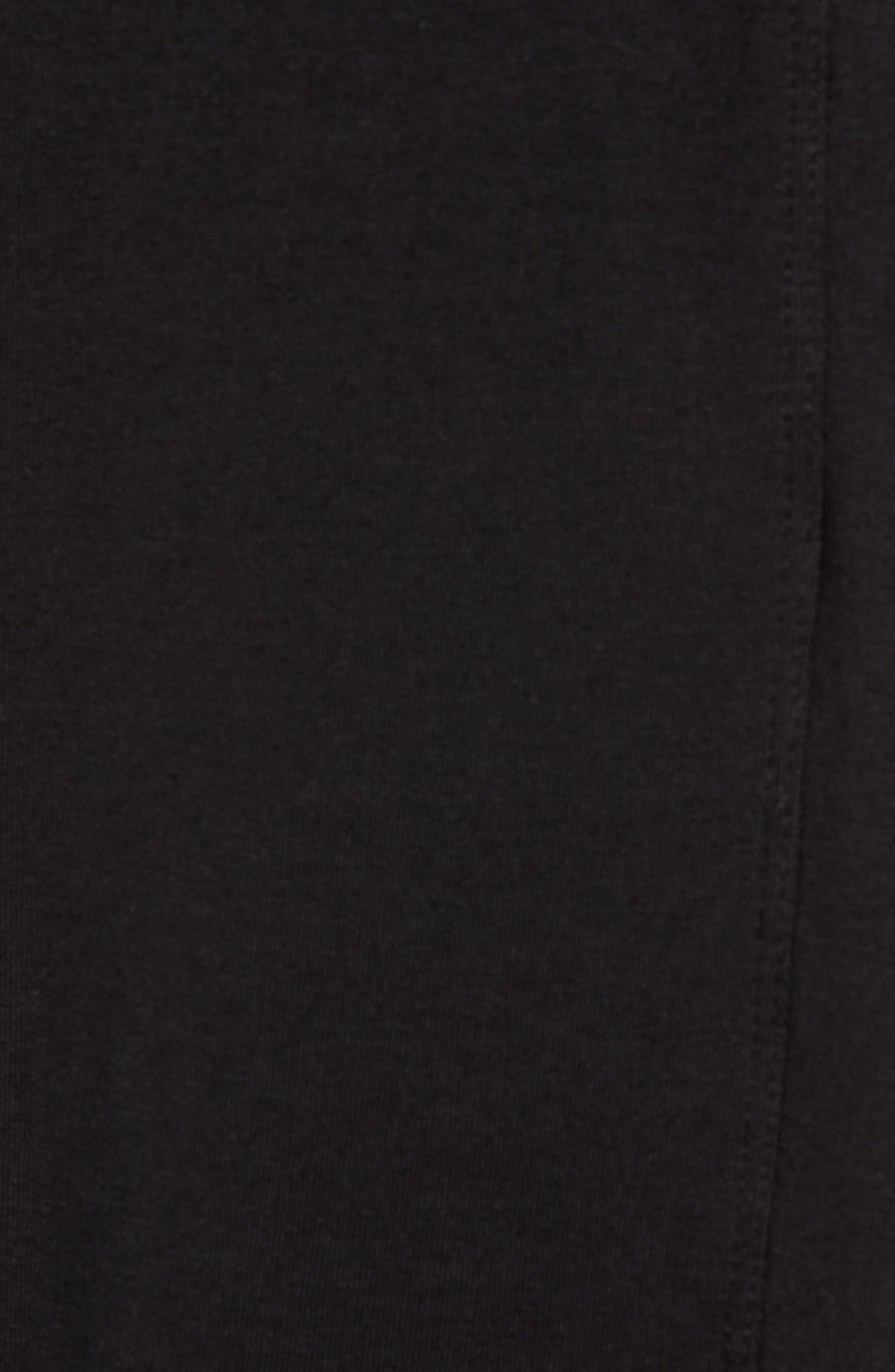 Legacy II Track Pants,                             Alternate thumbnail 5, color,                             BLACK