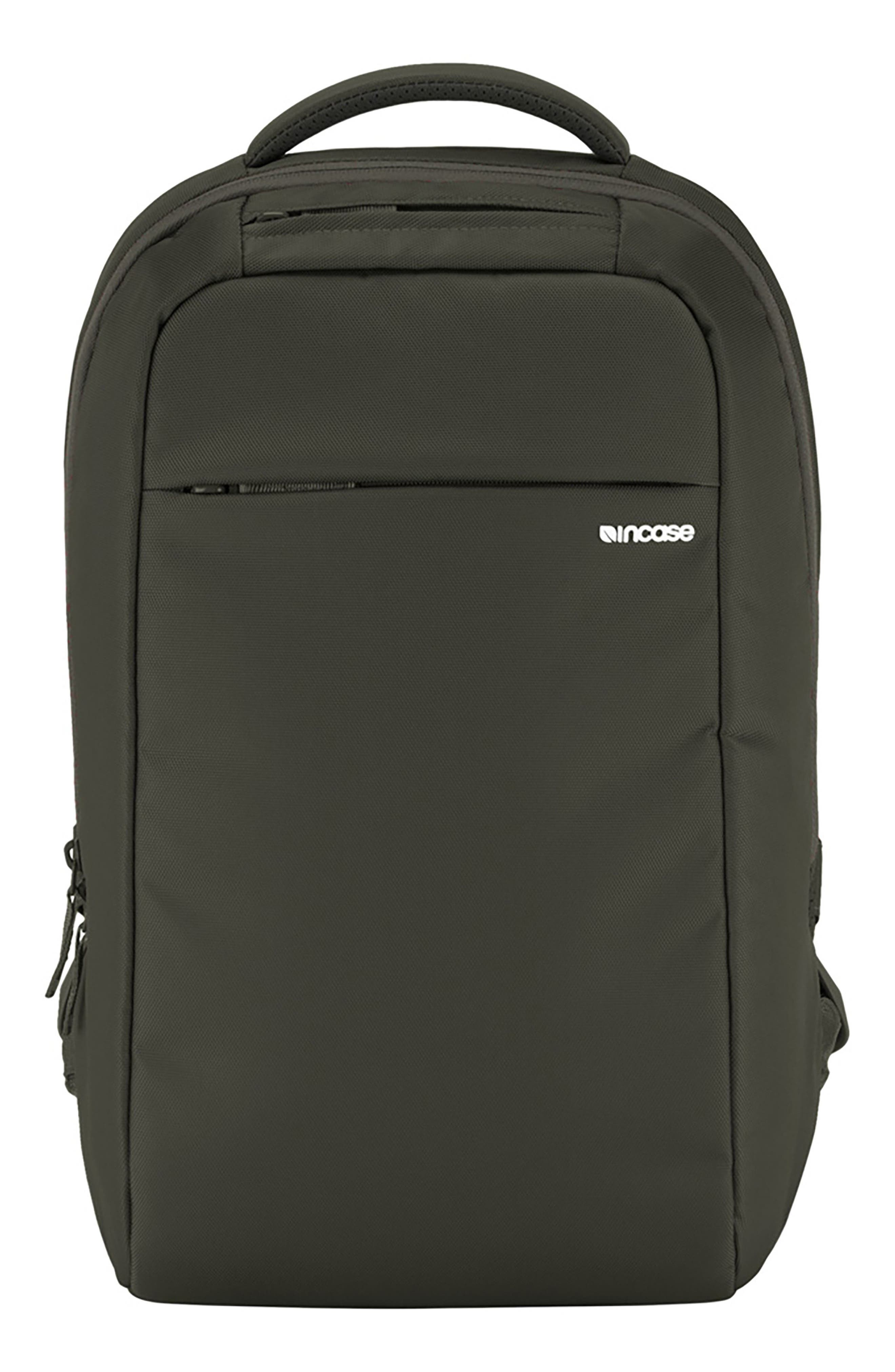 Incase Designs Icon Lite Backpack - Grey