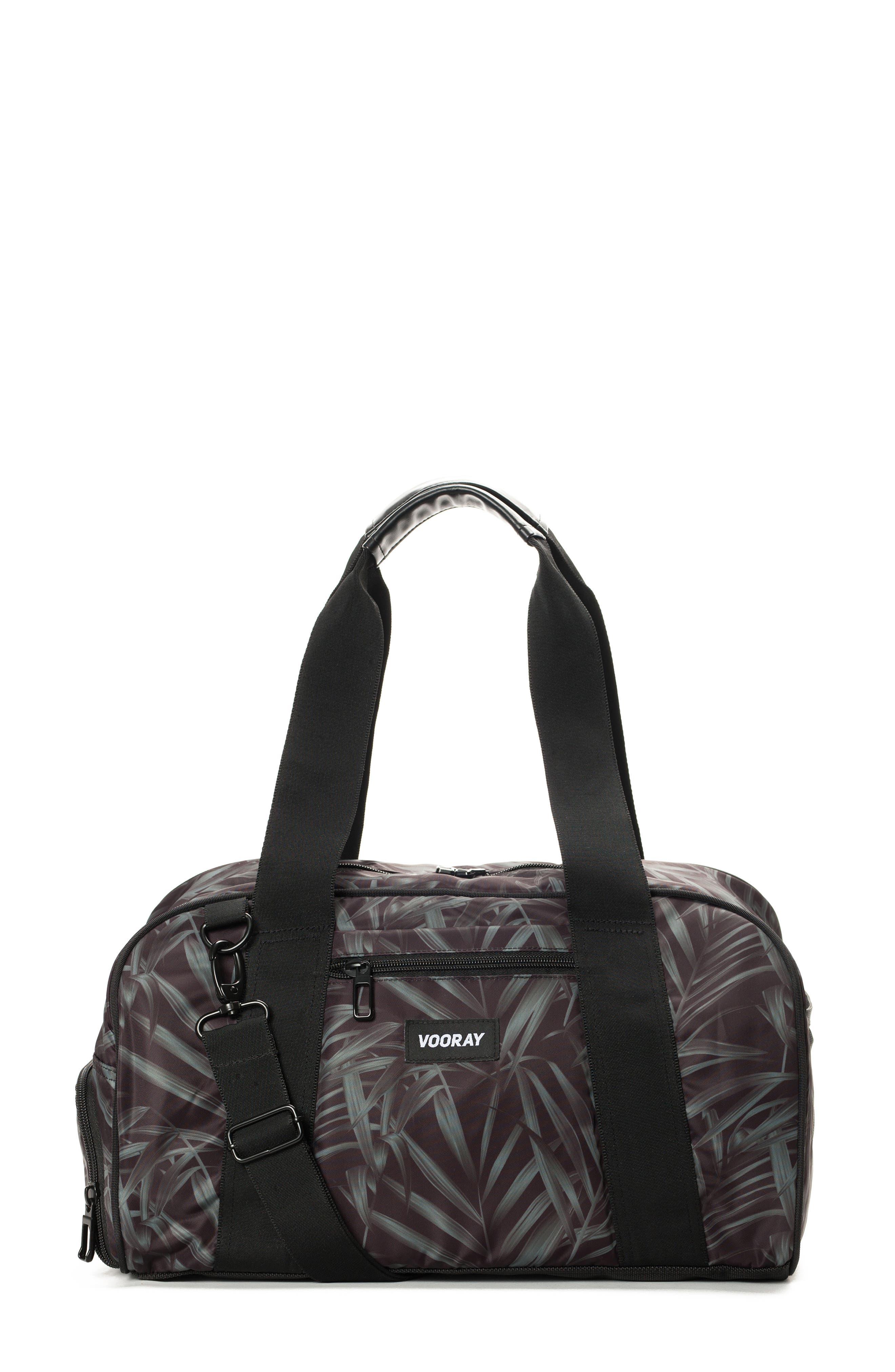 Burner Gym Bag,                         Main,                         color, TROPICAL FOLIAGE