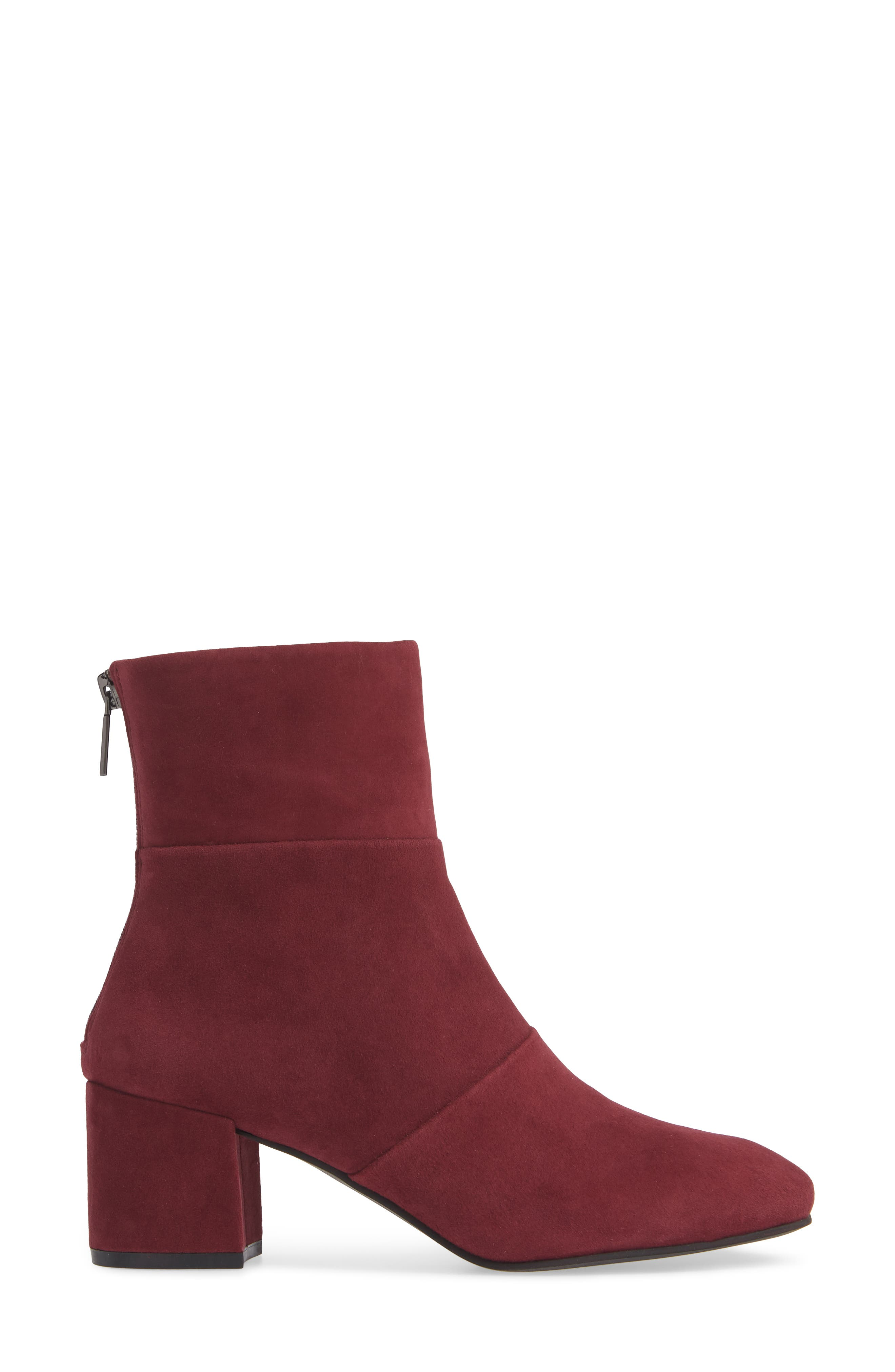 Eryc Bootie,                             Alternate thumbnail 3, color,                             WINE SUEDE