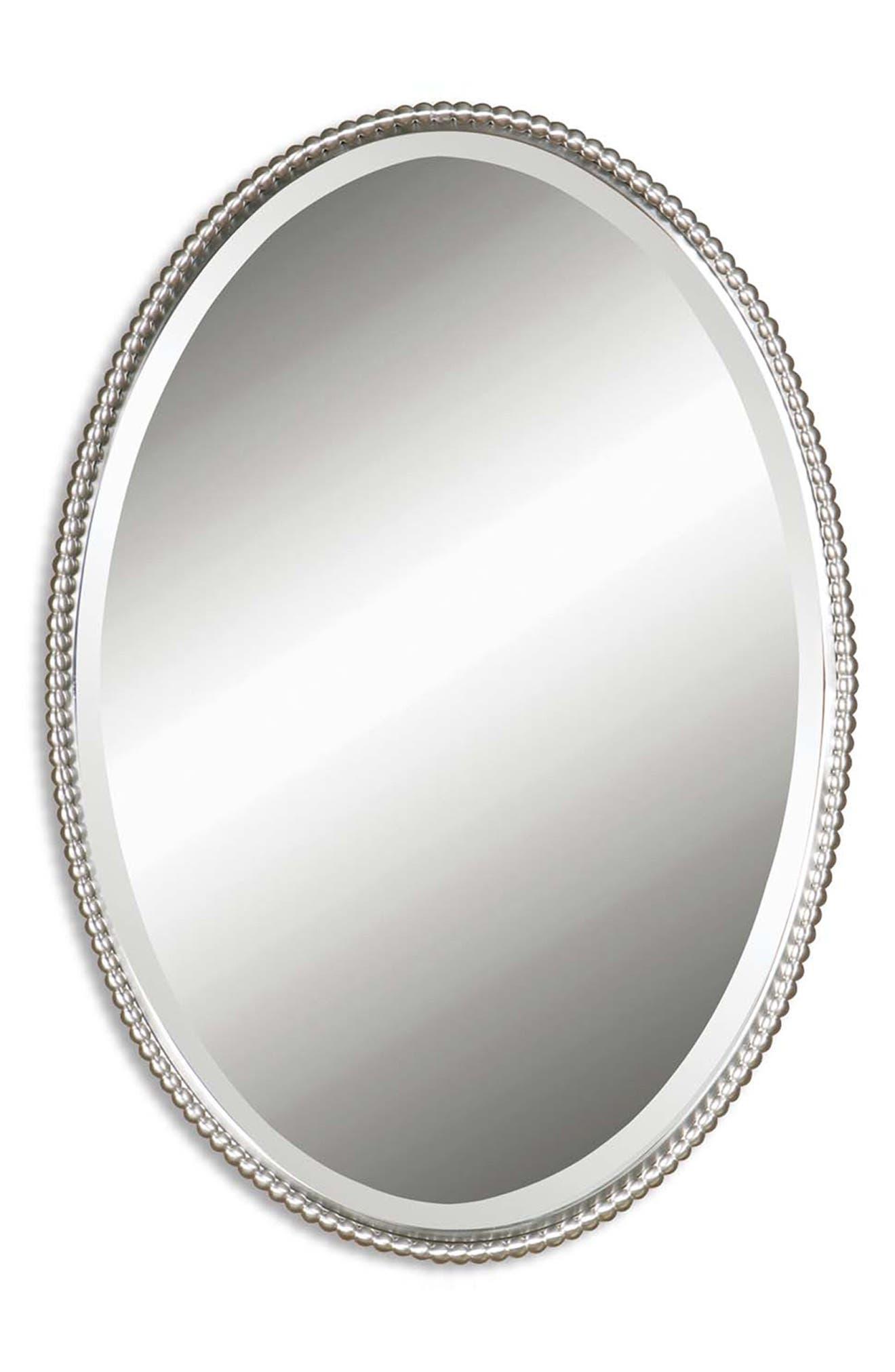 'Sherise' Oval Mirror,                             Alternate thumbnail 2, color,                             040
