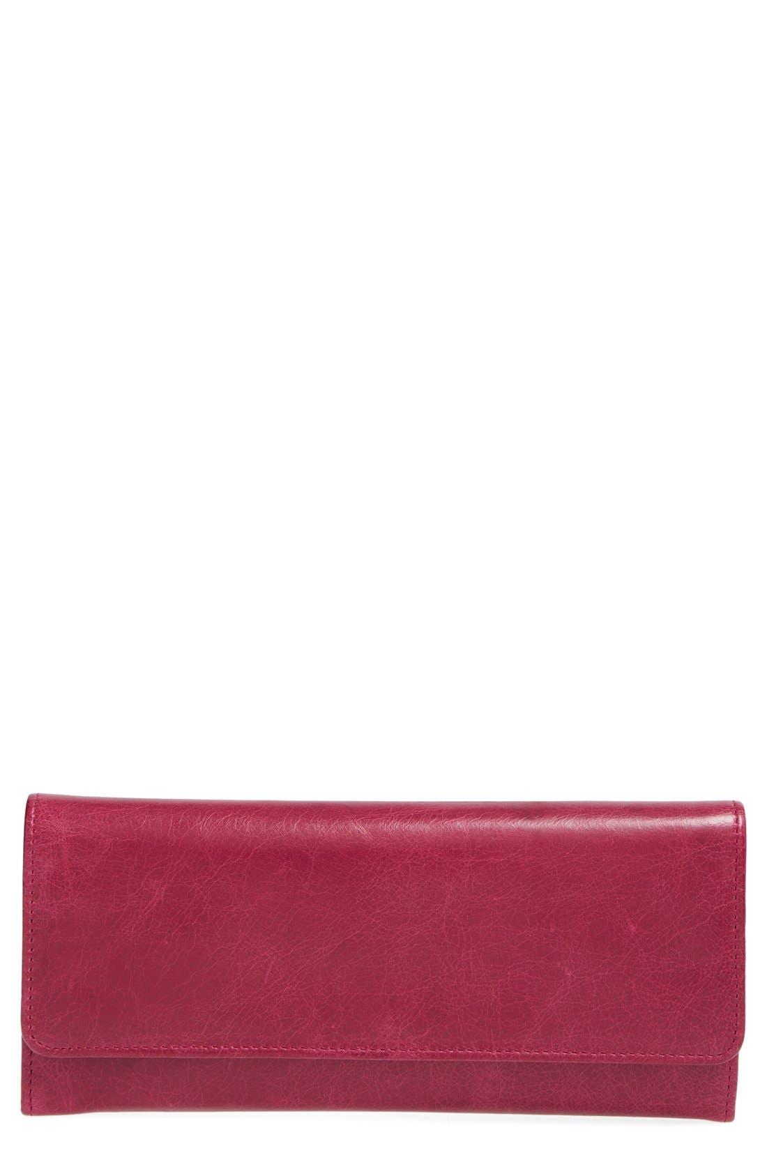 'Sadie' Leather Wallet,                             Main thumbnail 51, color,
