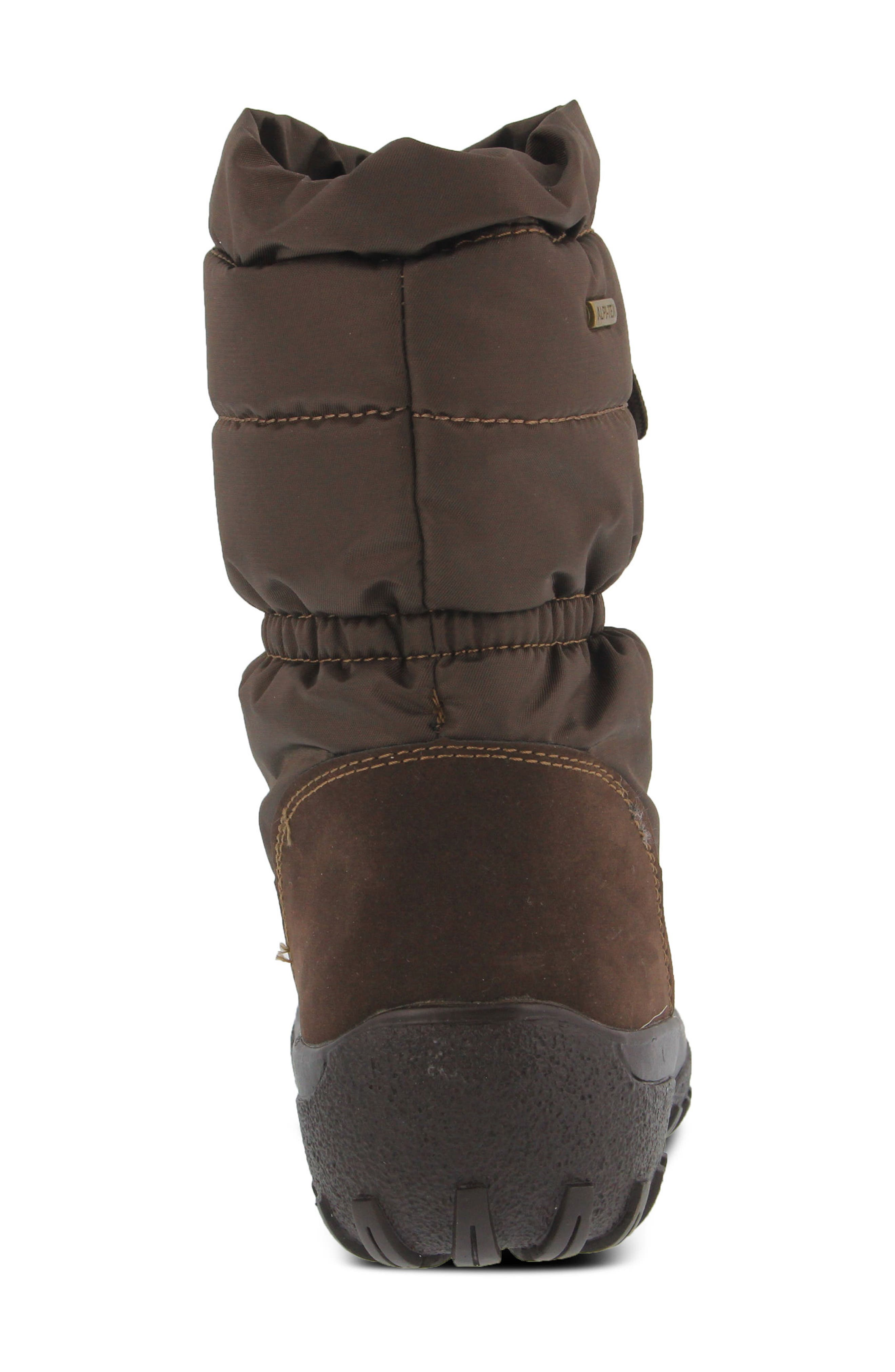Lucerne Waterproof Drawstring Boot,                             Alternate thumbnail 12, color,