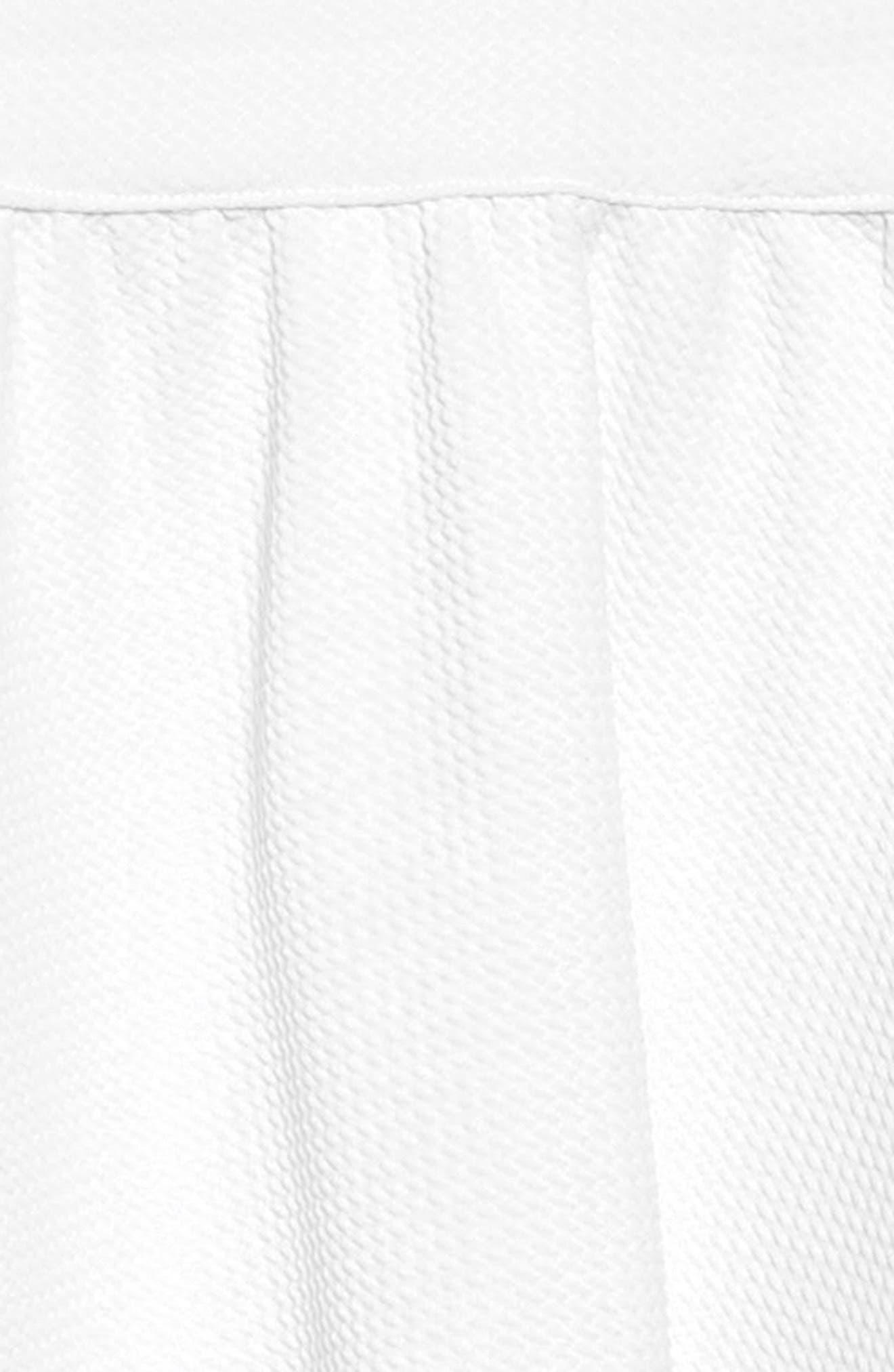 Stella M'Lia Two-Piece Dress,                             Alternate thumbnail 2, color,                             WHITE
