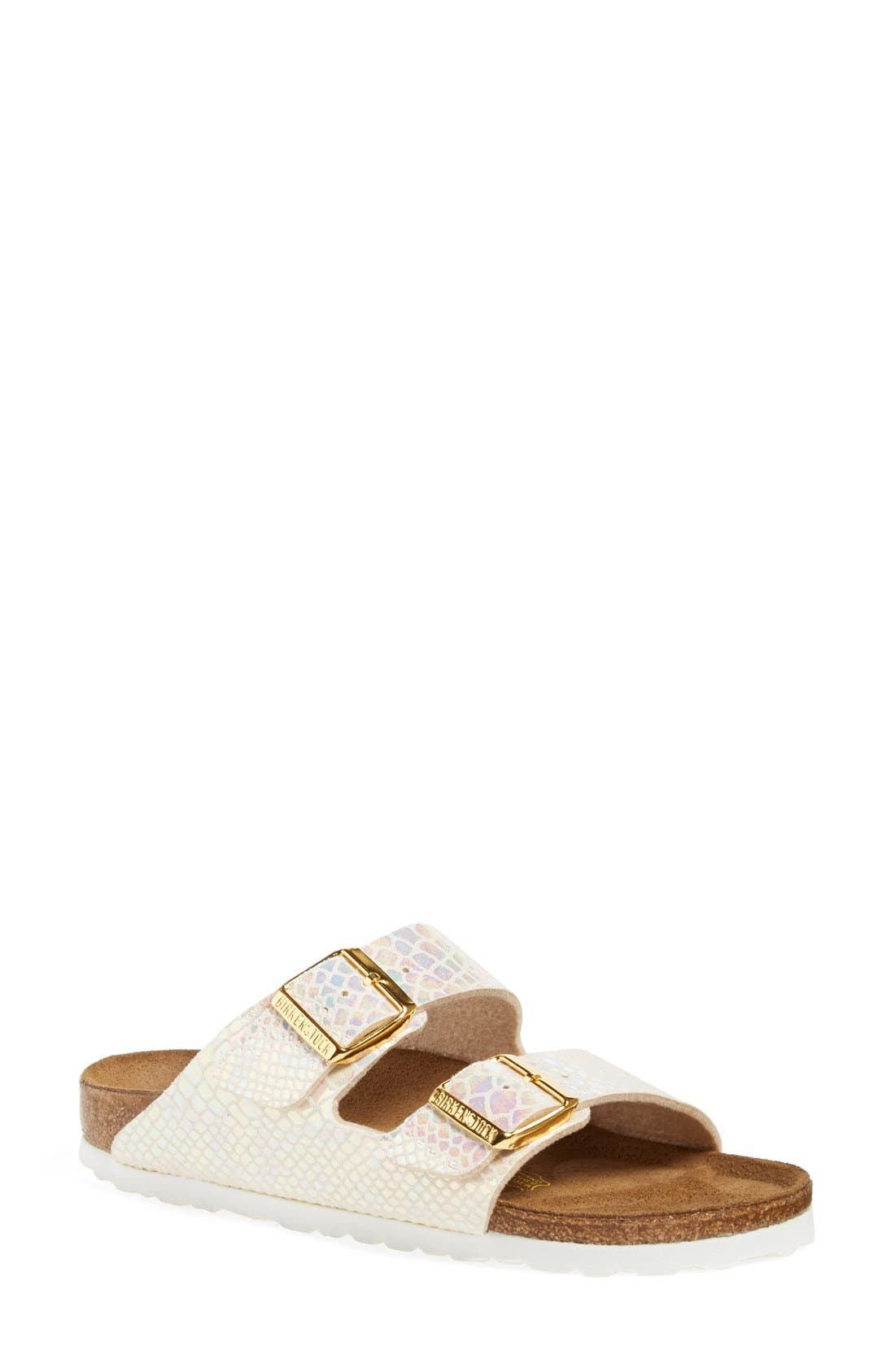 Papillio by Birkenstock 'Arizona' Birko-Flor Sandal,                             Main thumbnail 15, color,