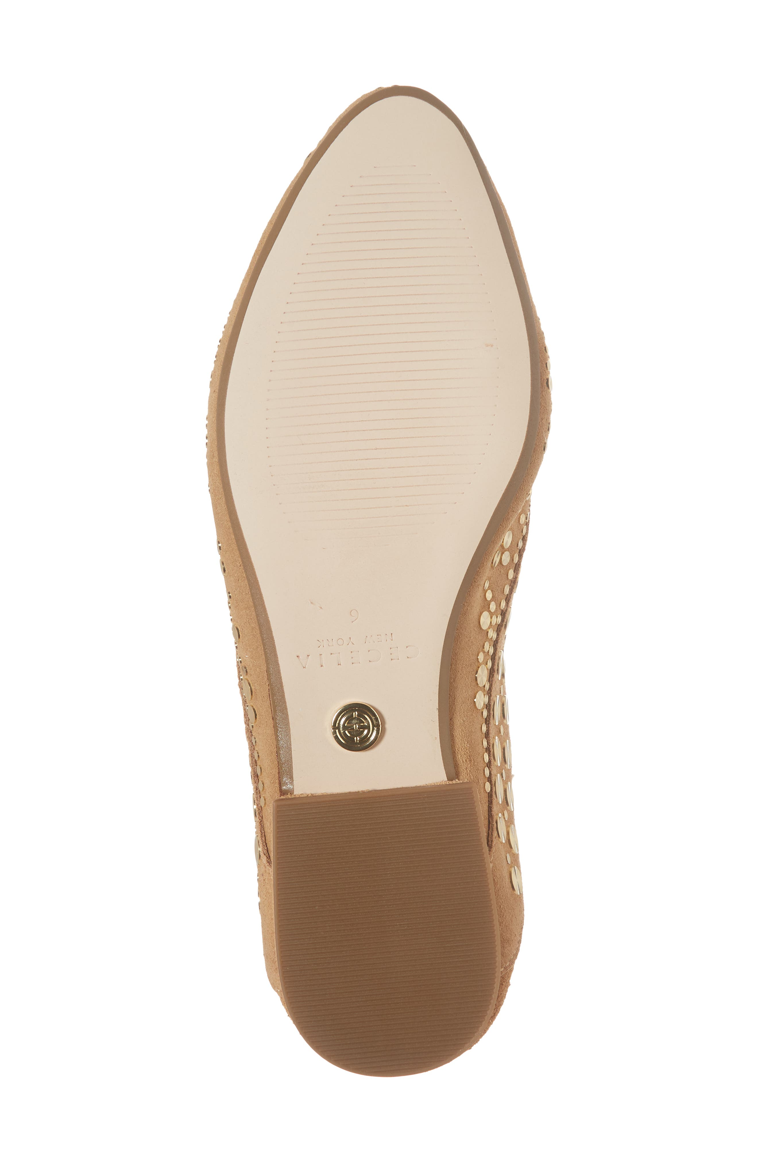Mojito Convertible Flat,                             Alternate thumbnail 7, color,                             SAND SUEDE