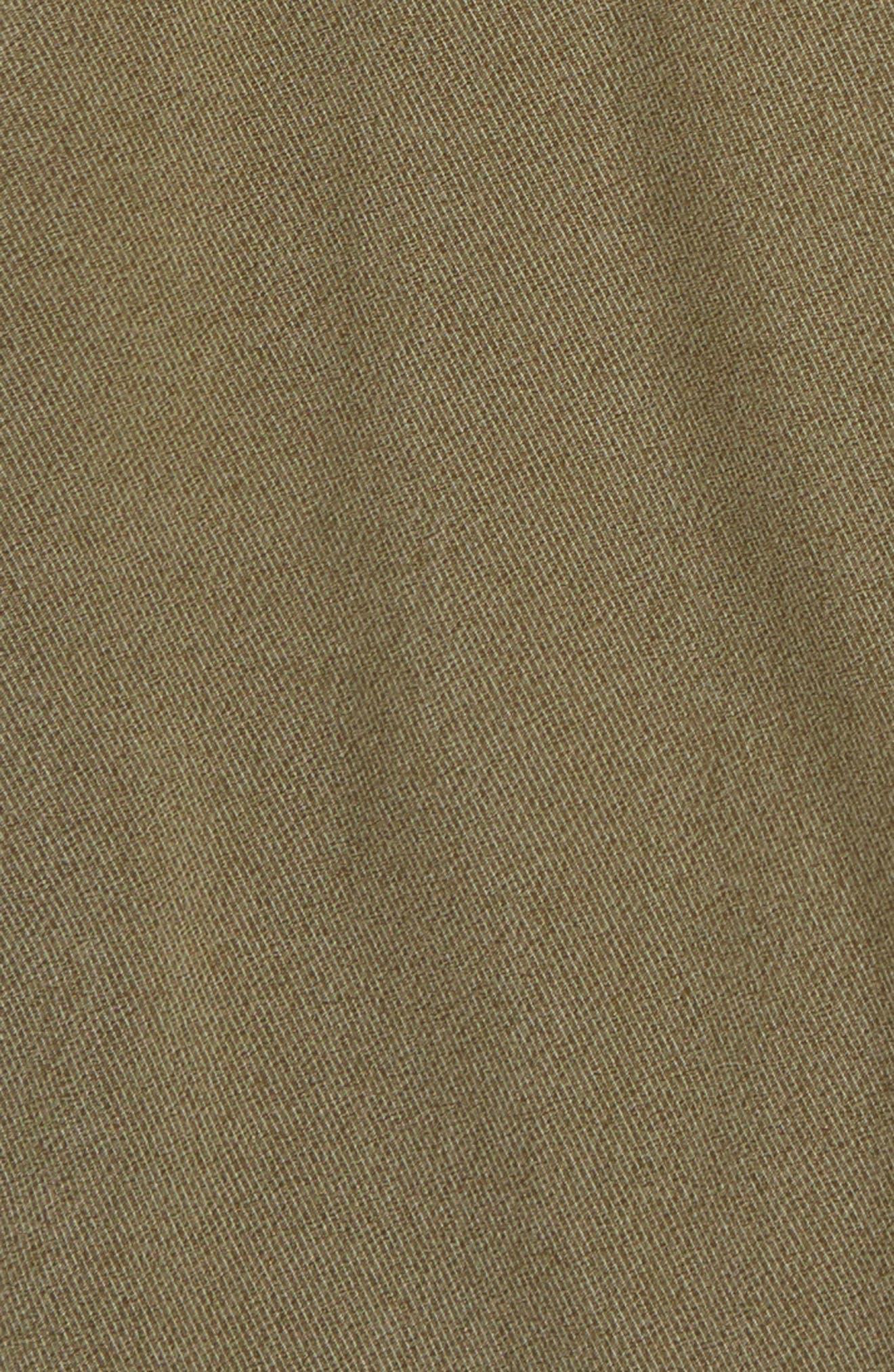 Stockton Hybrid Shorts,                             Alternate thumbnail 2, color,                             MILITARY GREEN