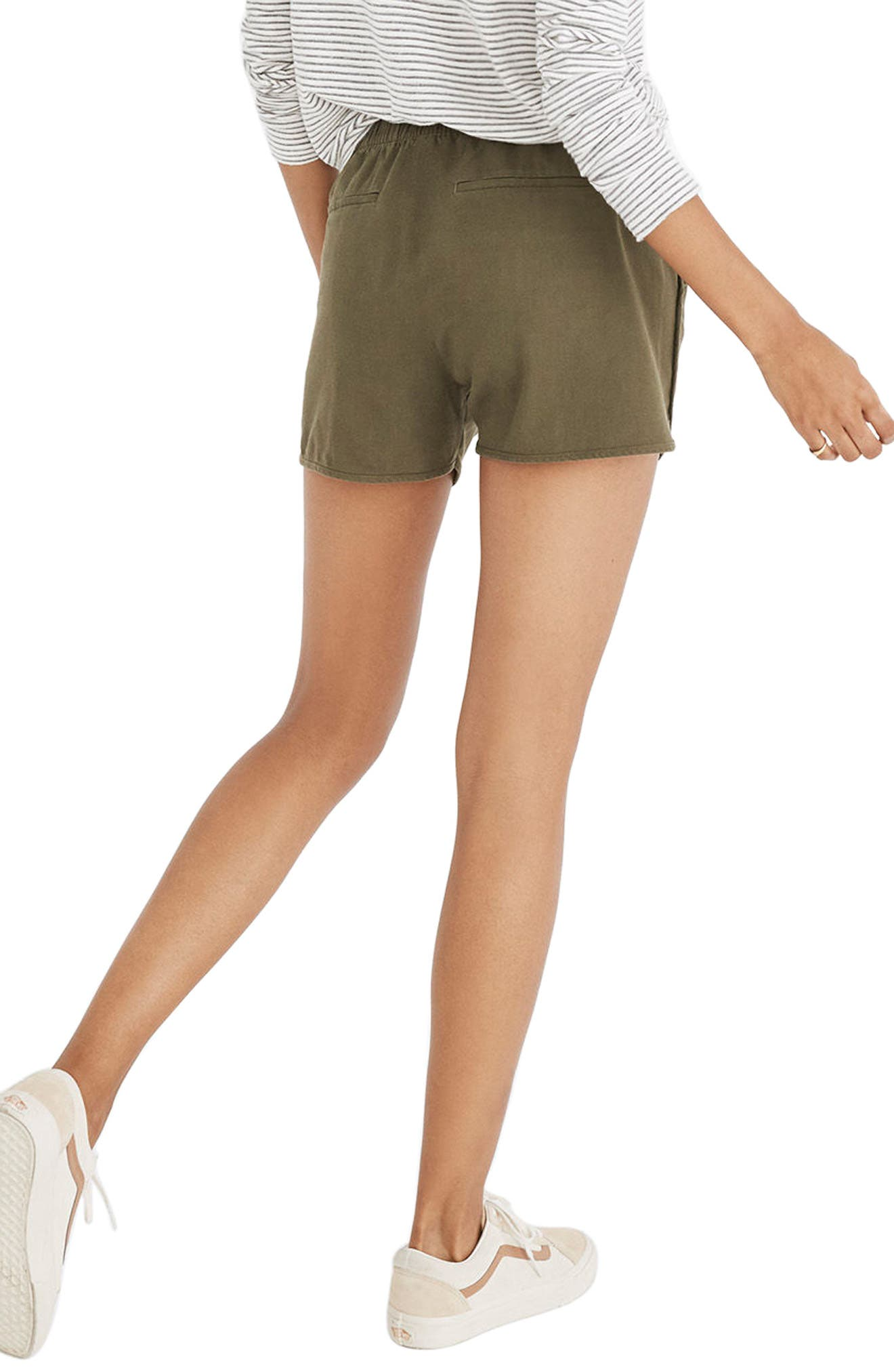 Pull-On Shorts,                             Alternate thumbnail 6, color,