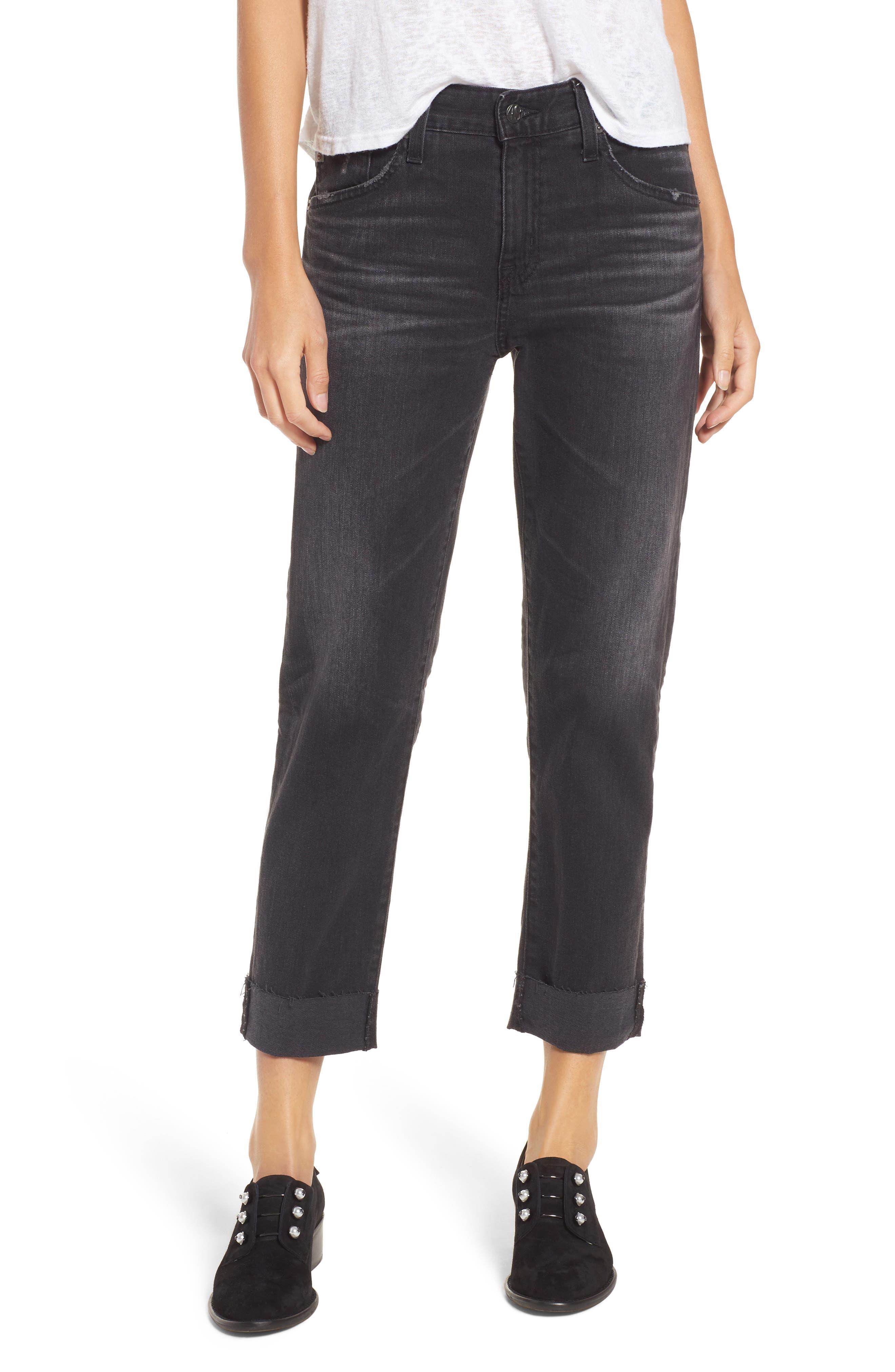 The Ex-Boyfriend Crop Jeans,                         Main,                         color, 419