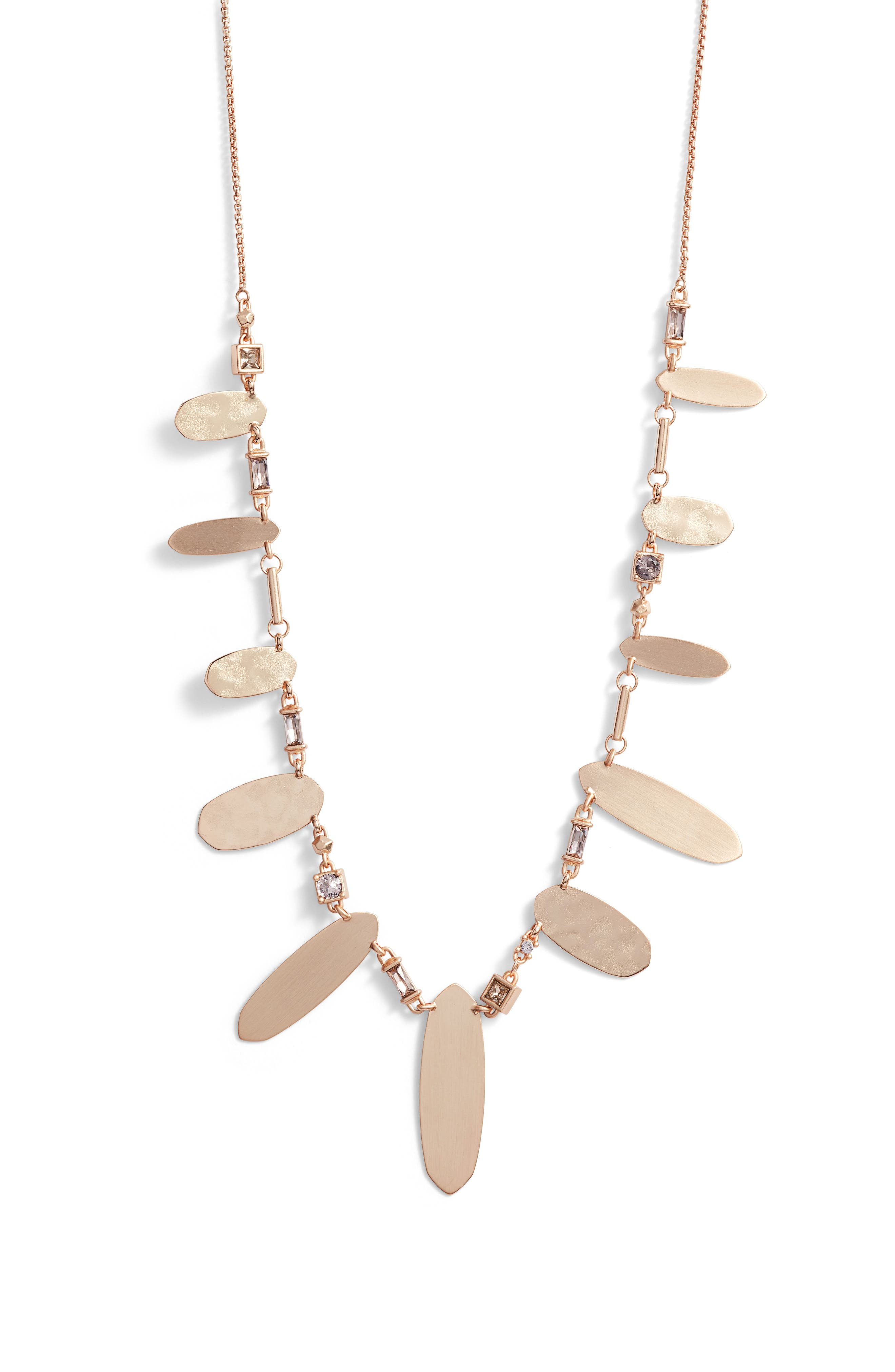 Airella Necklace, Main, color, 650