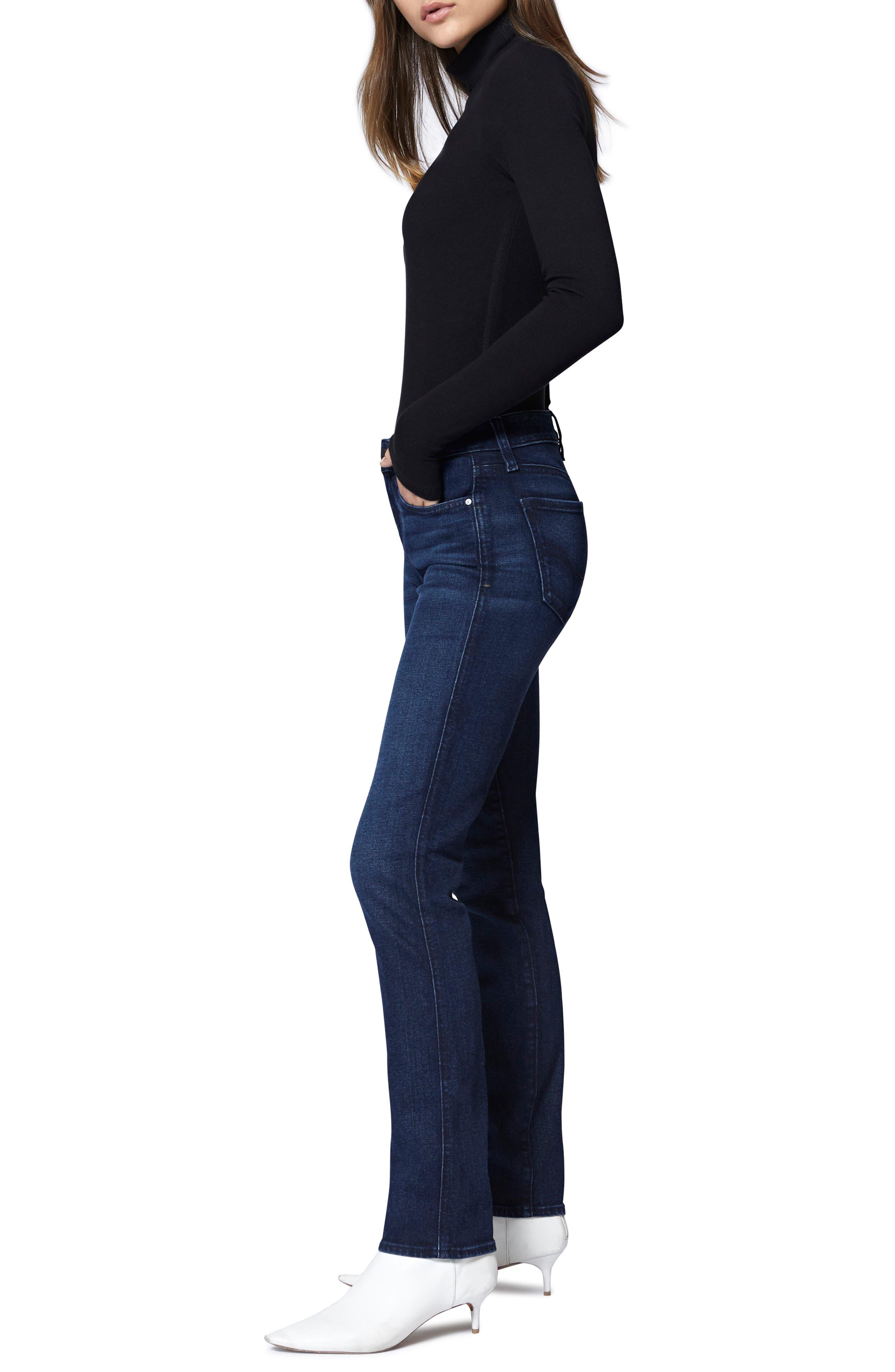 SANCTUARY,                             Social High Rise Raw Hem Skinny Ankle Jeans,                             Alternate thumbnail 8, color,                             401