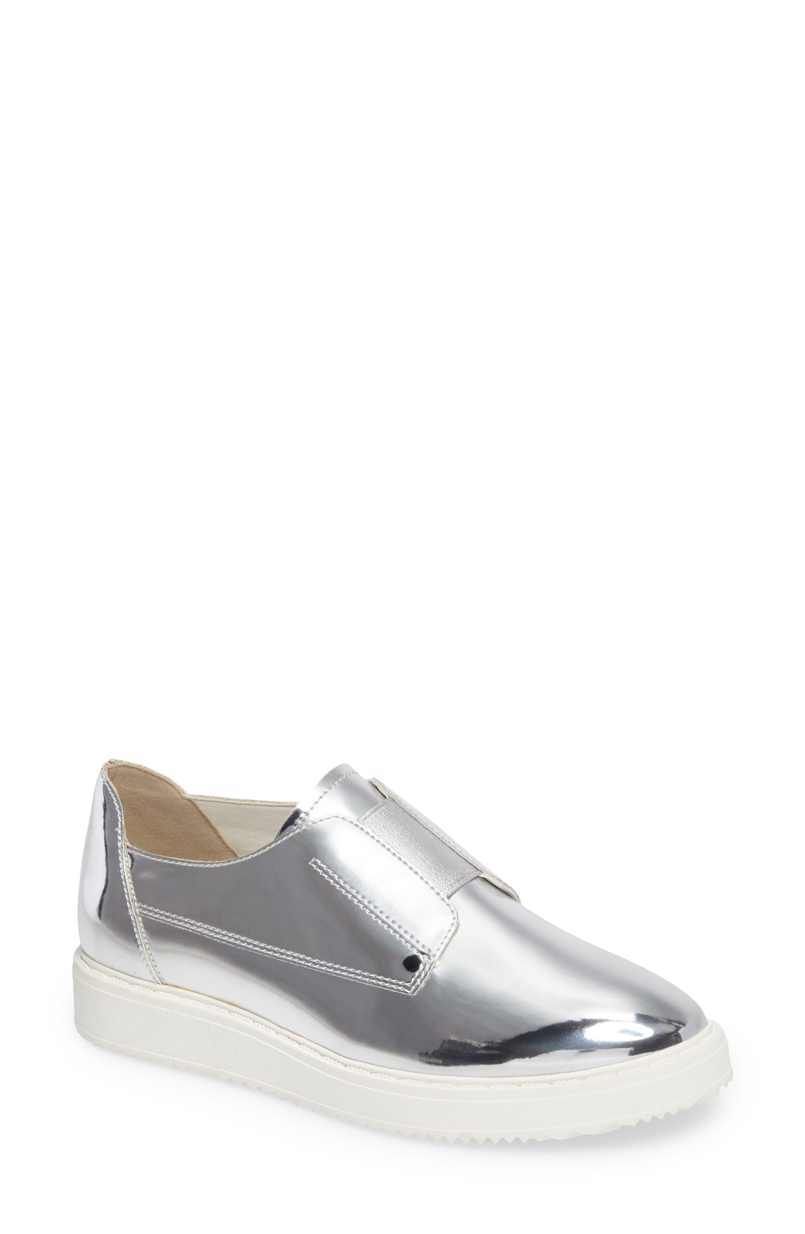 Trist Slip-On Metallic Sneaker,                         Main,                         color, 045