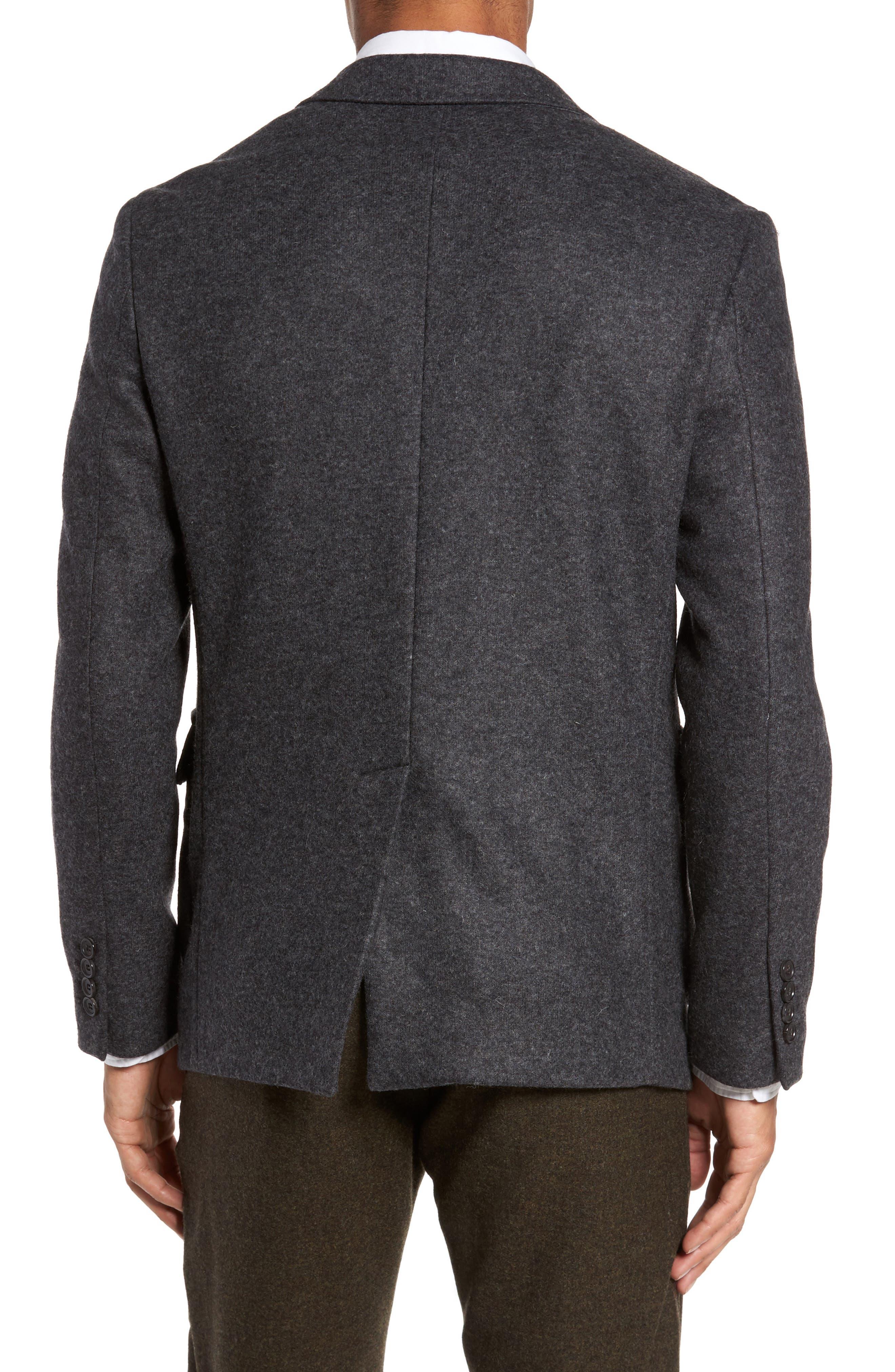 Charlie Classic Fit Wool Blend Knit Sport Coat,                             Alternate thumbnail 2, color,                             055
