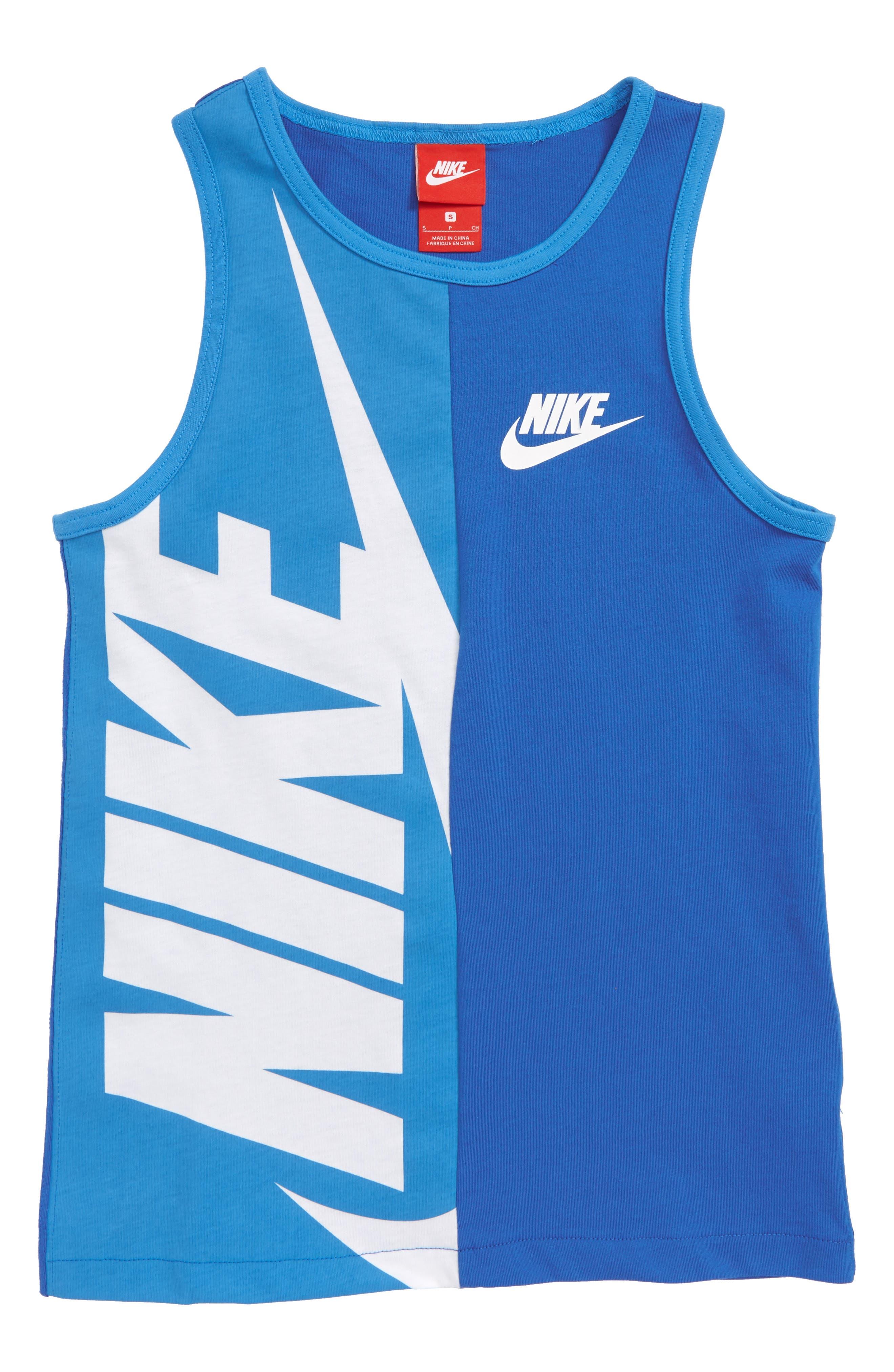Sportswear GFX Tank,                             Main thumbnail 1, color,                             465