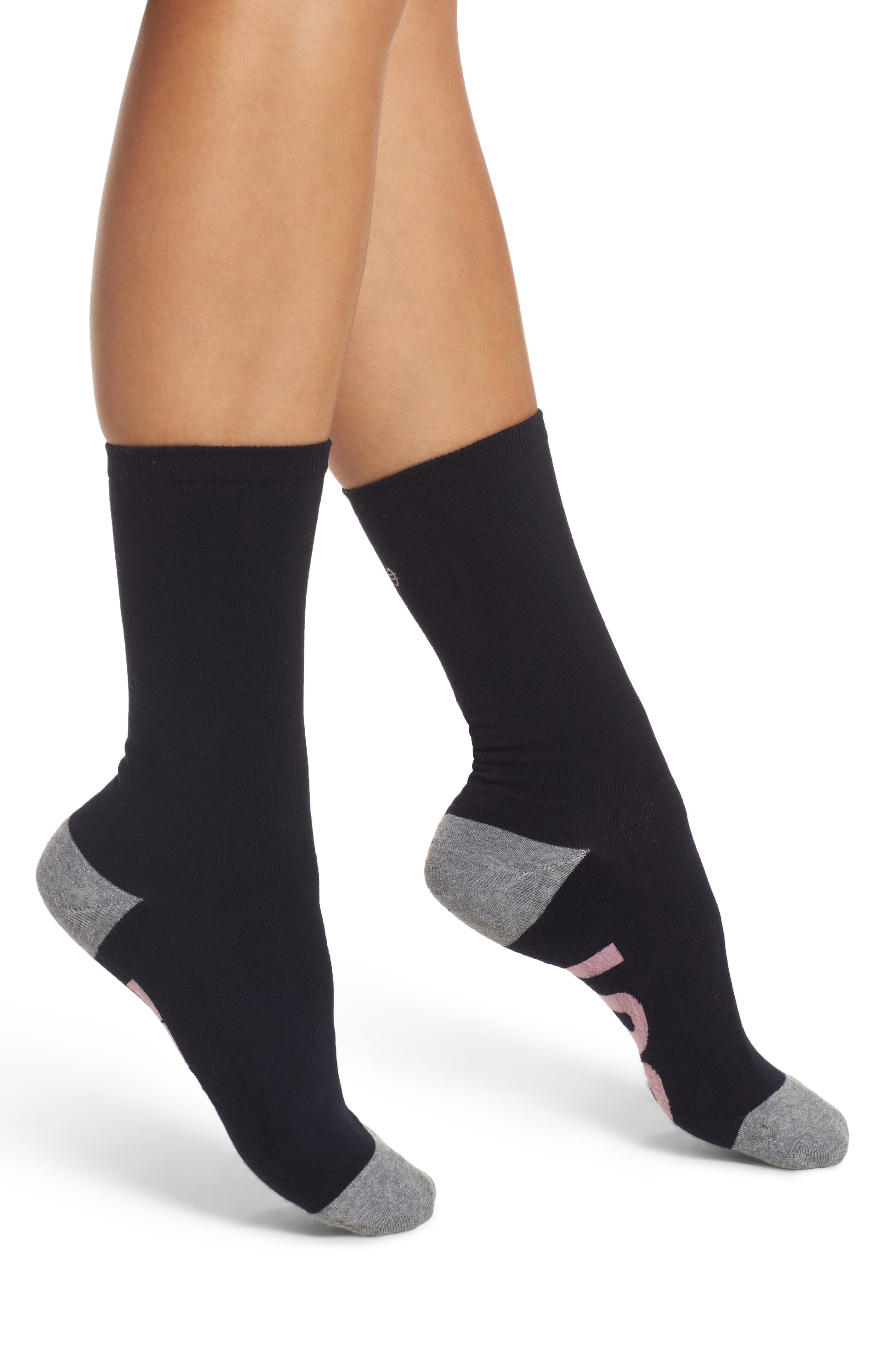 Chill Out Crew Socks,                         Main,                         color, 410