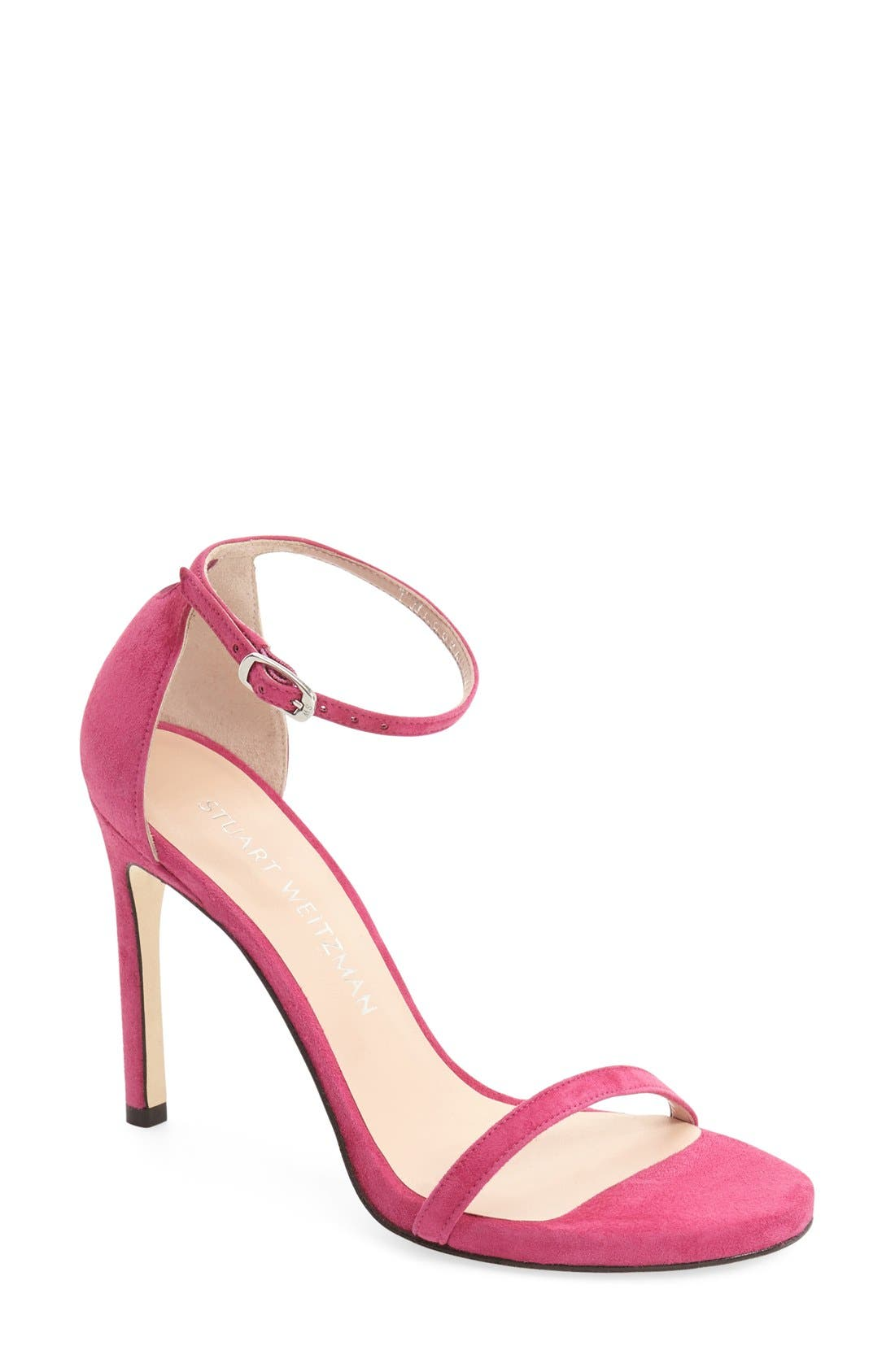 Nudistsong Ankle Strap Sandal,                             Main thumbnail 38, color,