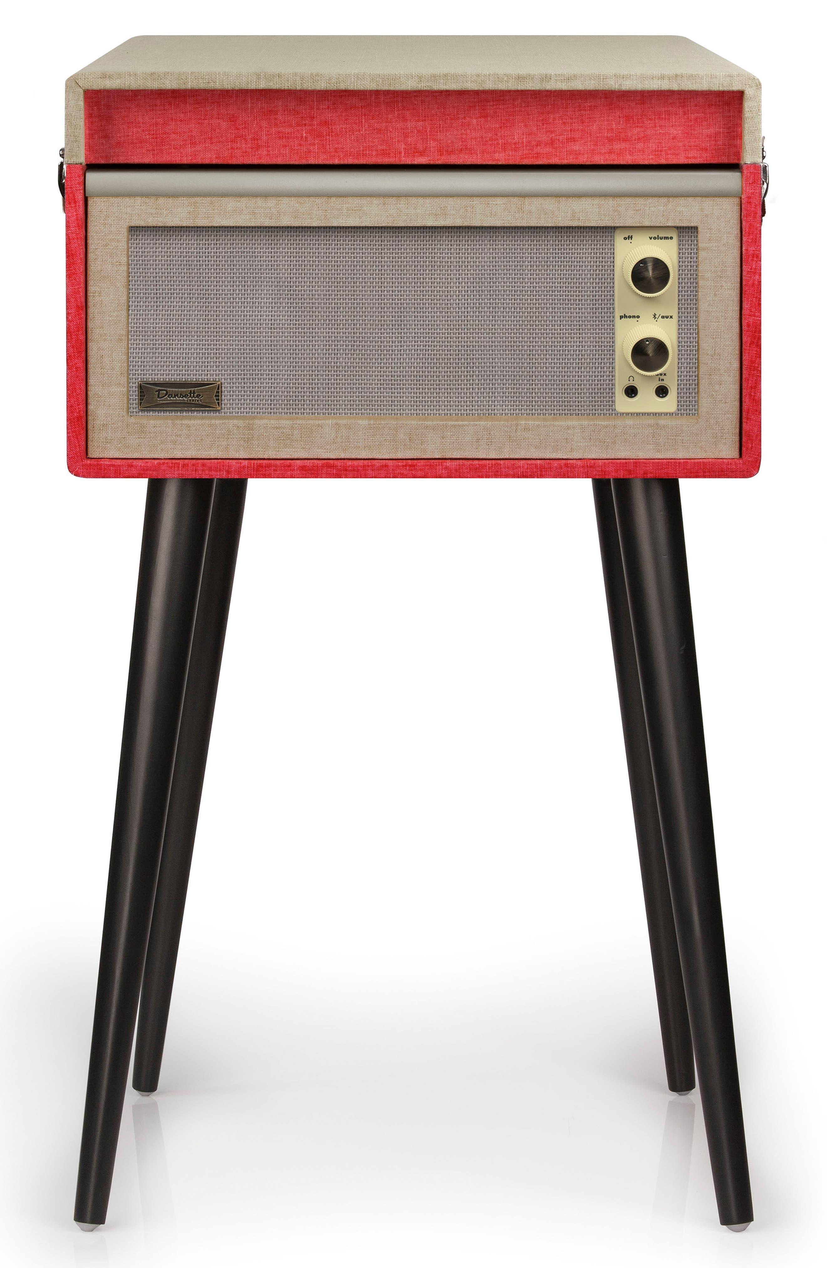 Dansette Bermuda Bluetooth Turntable,                             Alternate thumbnail 7, color,                             600