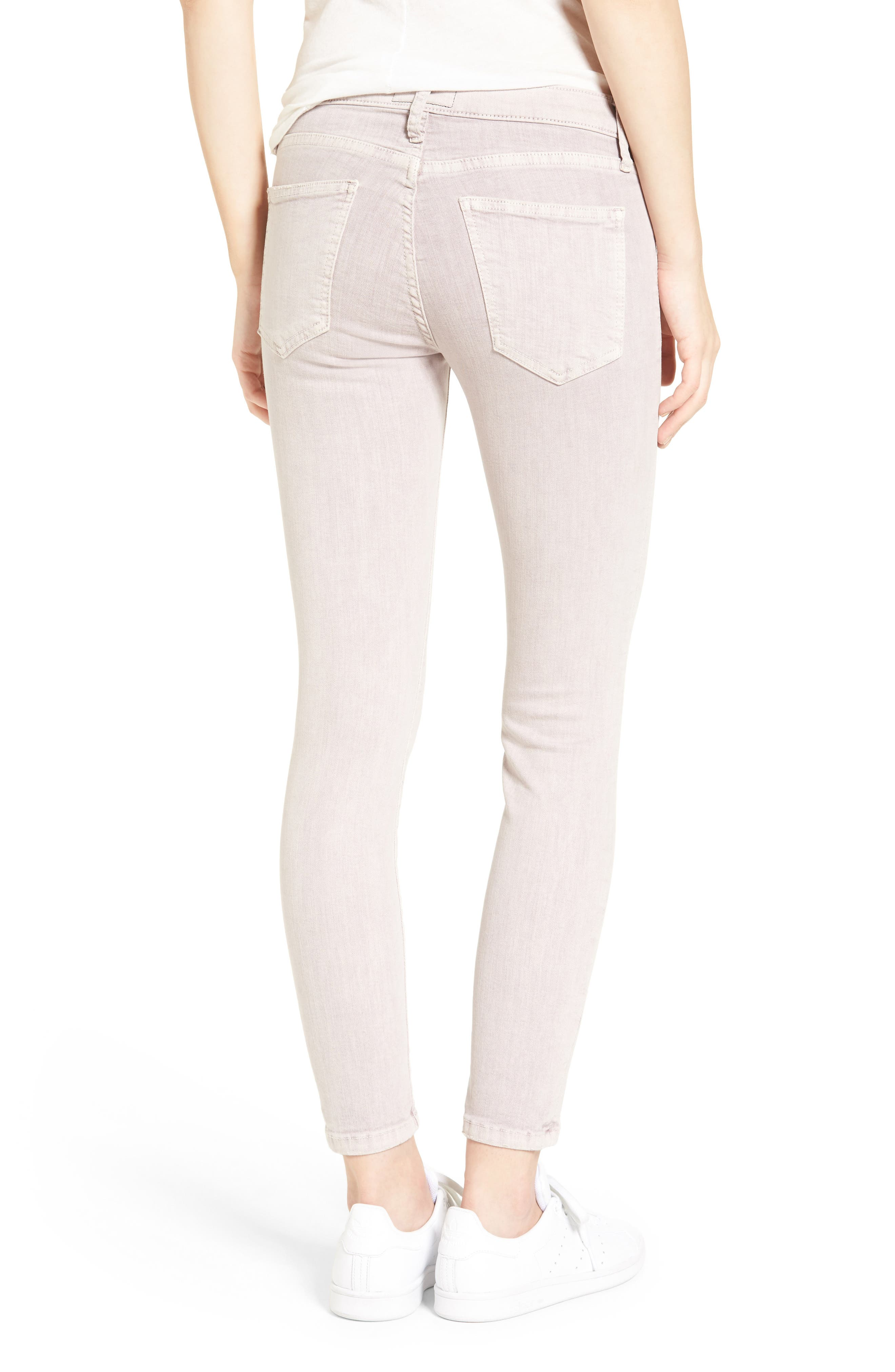 The Stiletto Ankle Skinny Jeans,                             Alternate thumbnail 9, color,