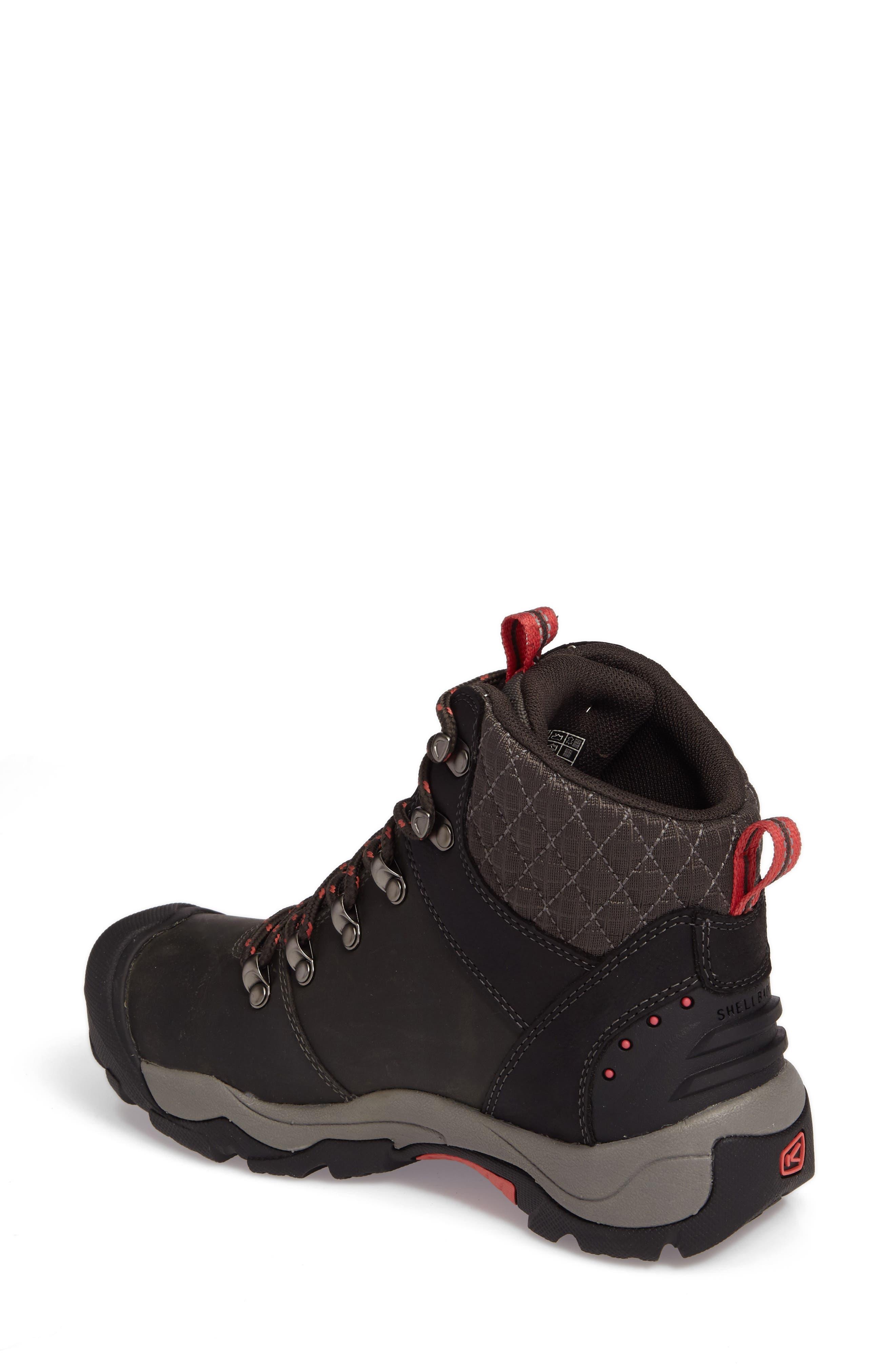 Revel III Waterproof Hiking Boot,                             Alternate thumbnail 3, color,