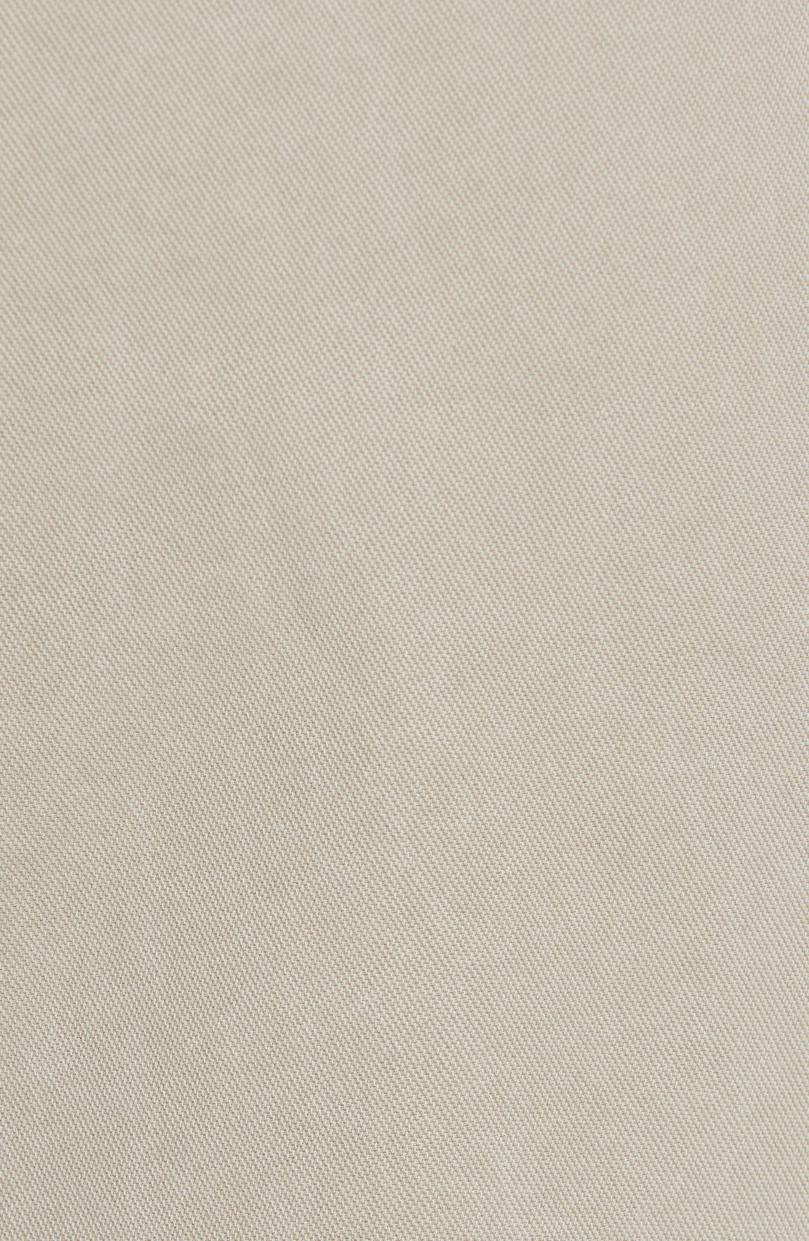 Enzyme Wash Crop Boyfriend Pants,                             Alternate thumbnail 6, color,                             FADED SAGE