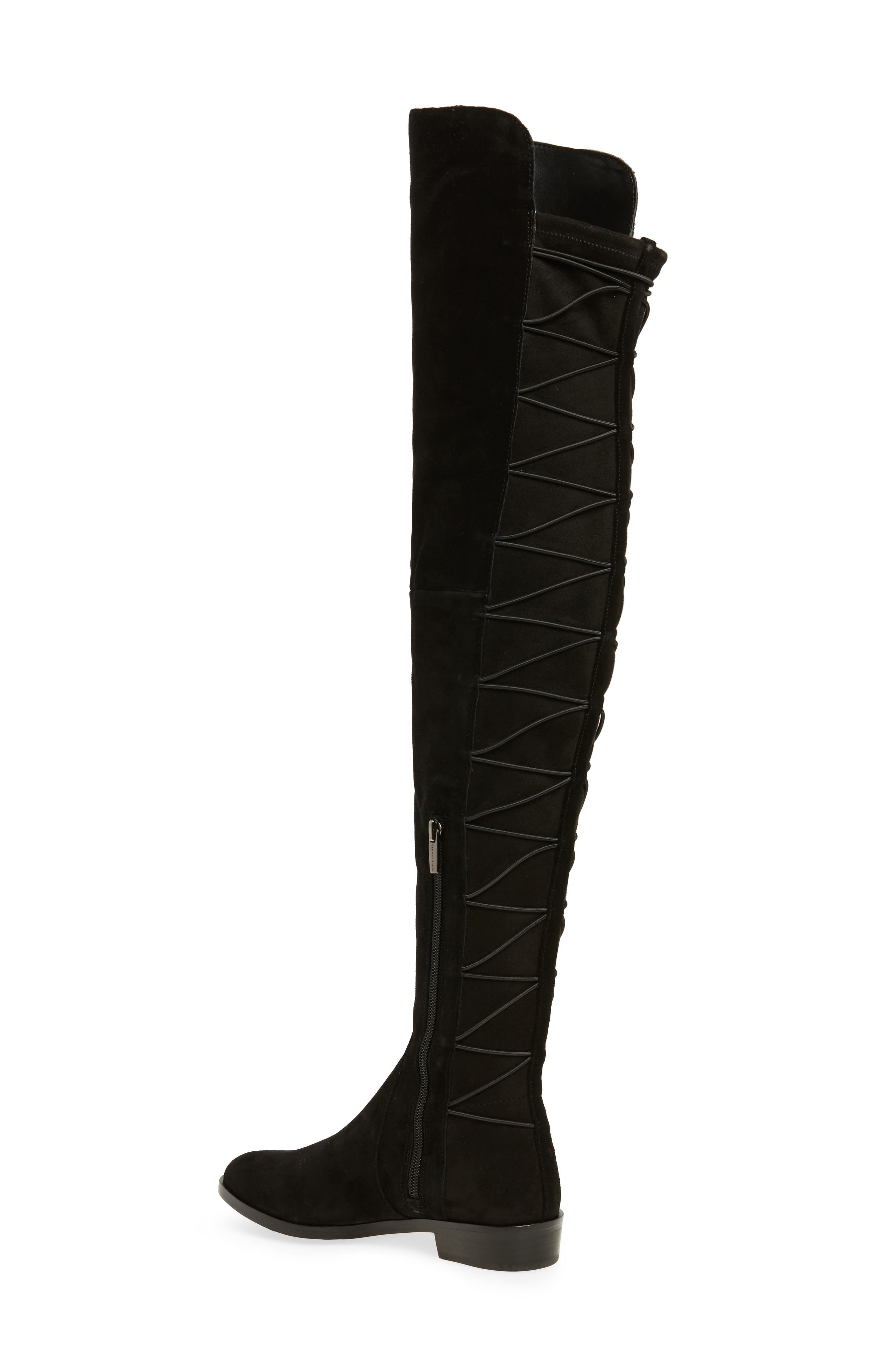 Croatia Over the Knee Boot,                             Alternate thumbnail 2, color,                             002