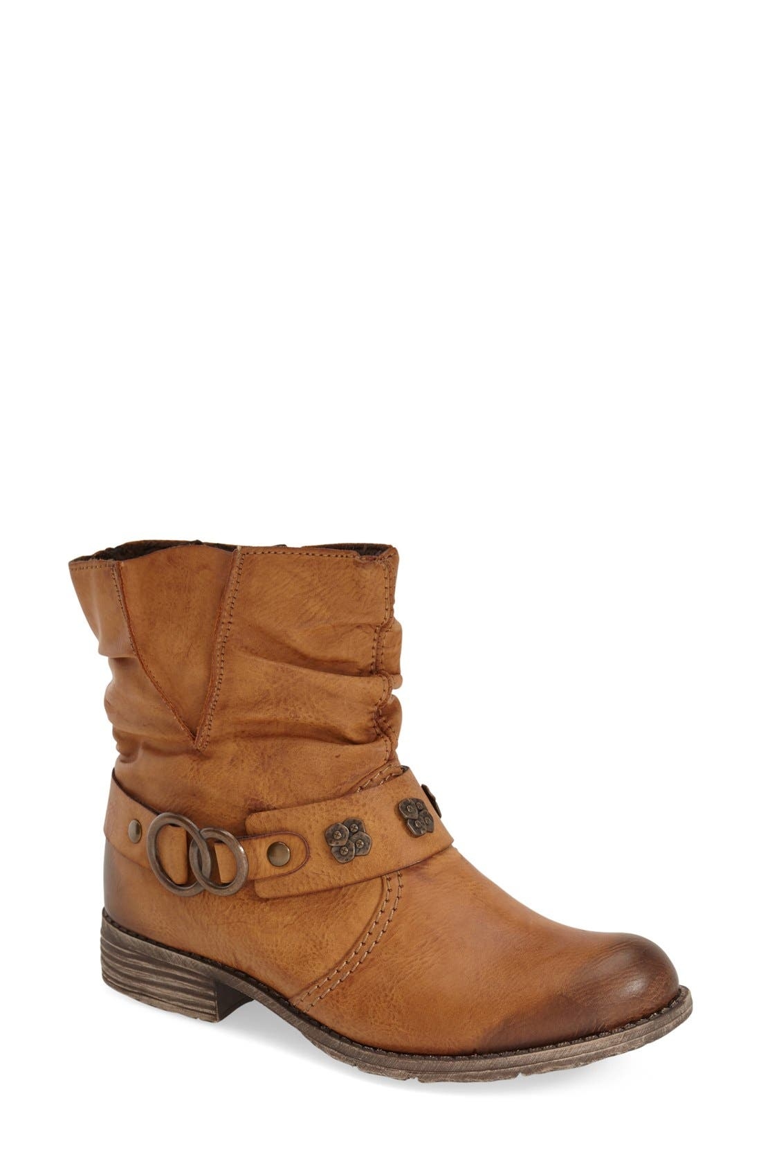 Rieker Antistress 'Peggy' Boot,                             Main thumbnail 3, color,
