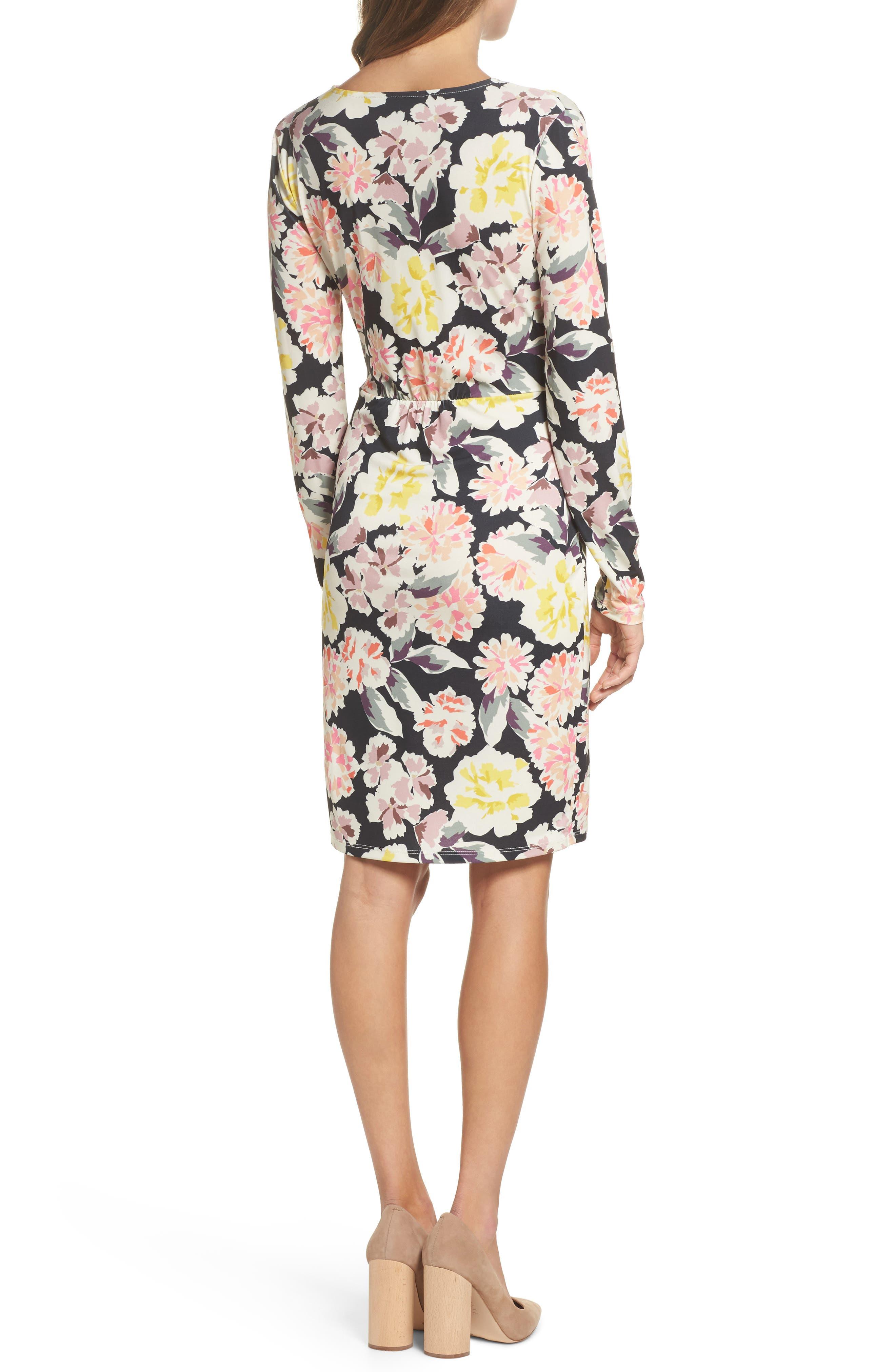 Enoshima Sheath Dress,                             Alternate thumbnail 2, color,                             004