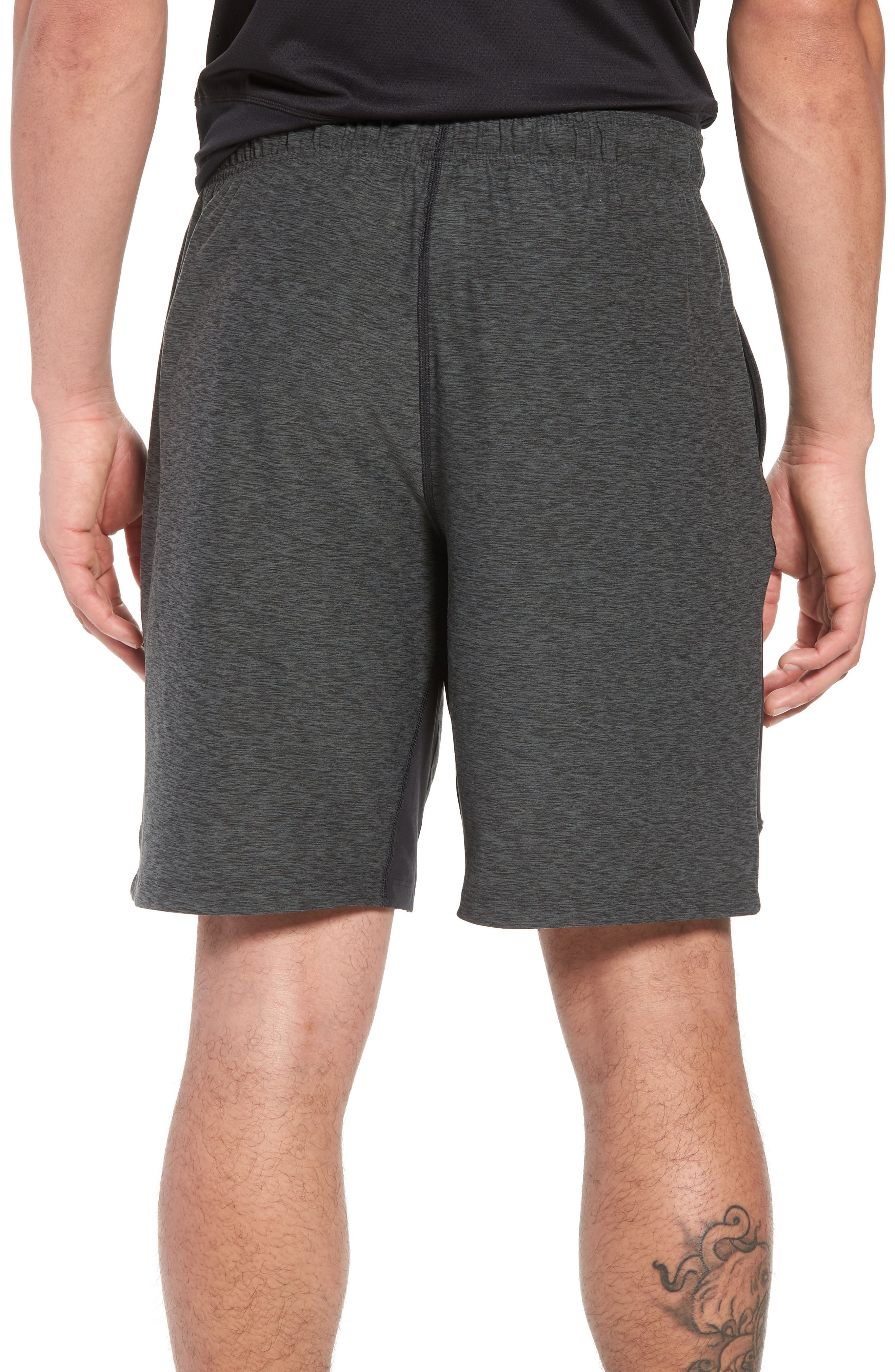 Anticipate Shorts,                             Alternate thumbnail 2, color,                             HEATHER CHARCOAL