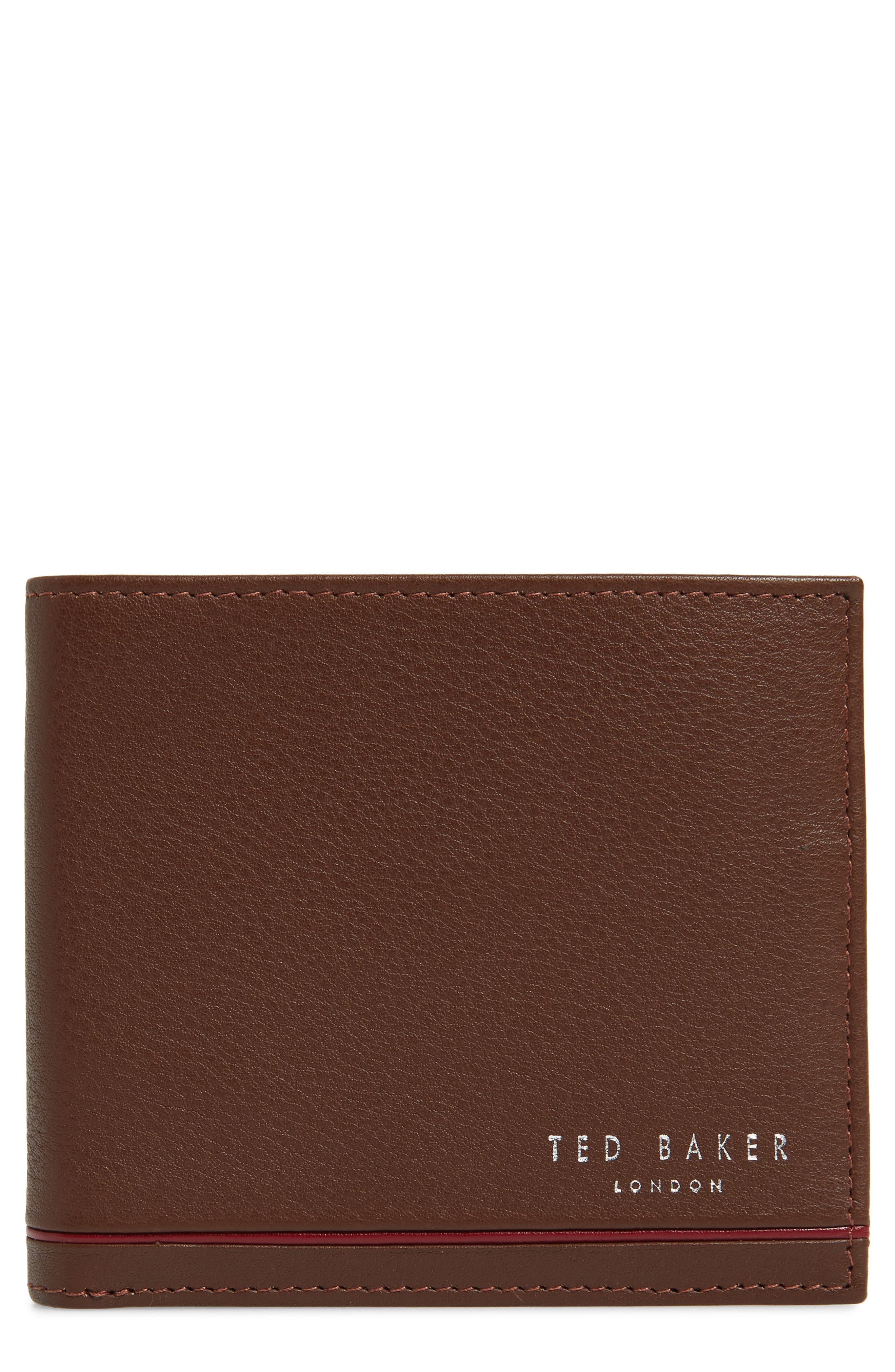 Dooree Leather Wallet,                         Main,                         color, 217