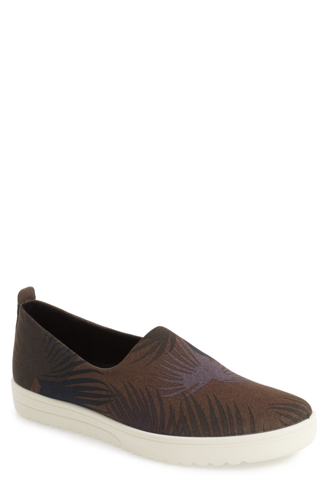 'Fara' Slip-On Sneaker,                             Main thumbnail 4, color,