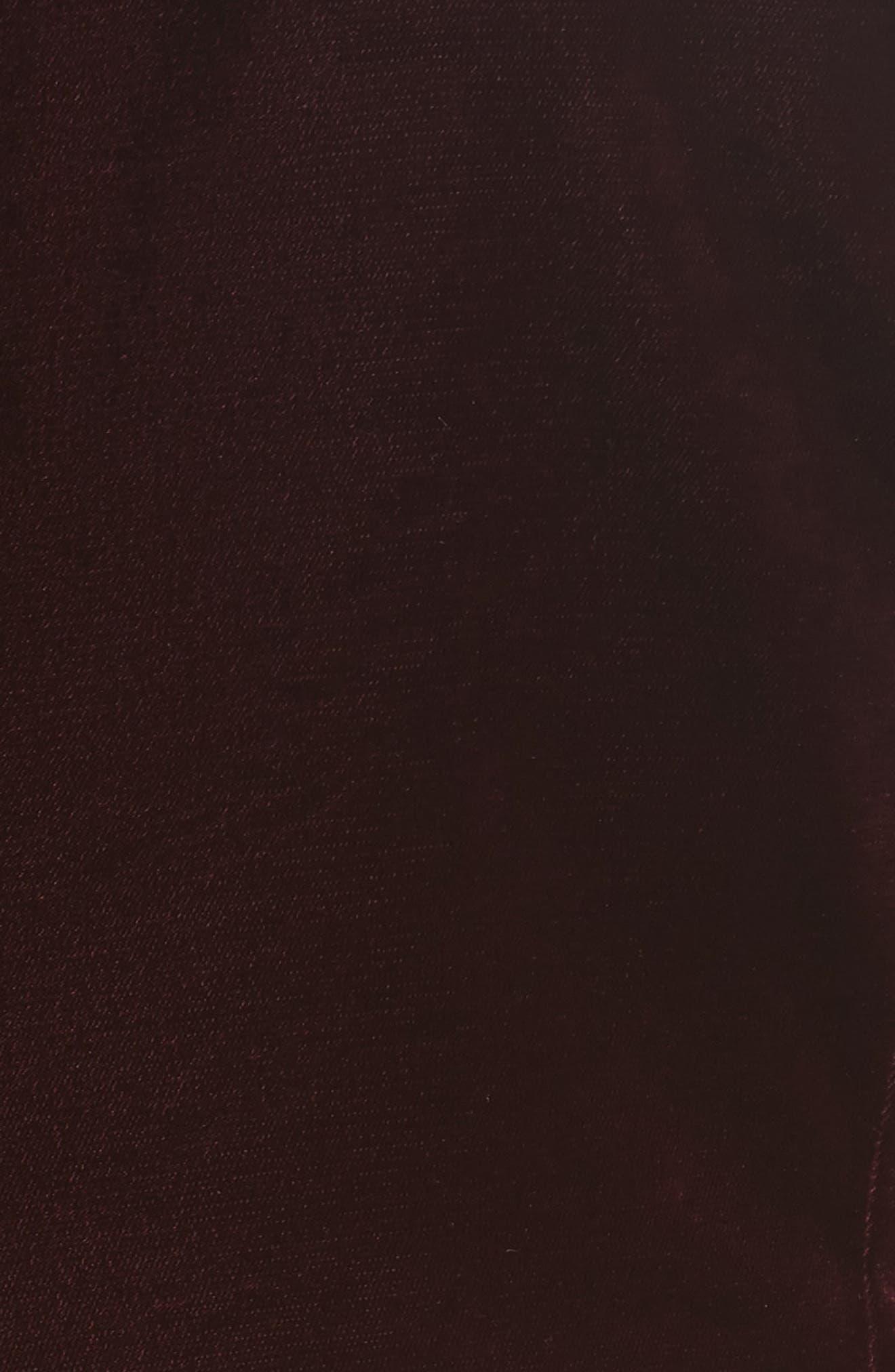Bonded Velvet Jacket,                             Alternate thumbnail 6, color,                             930