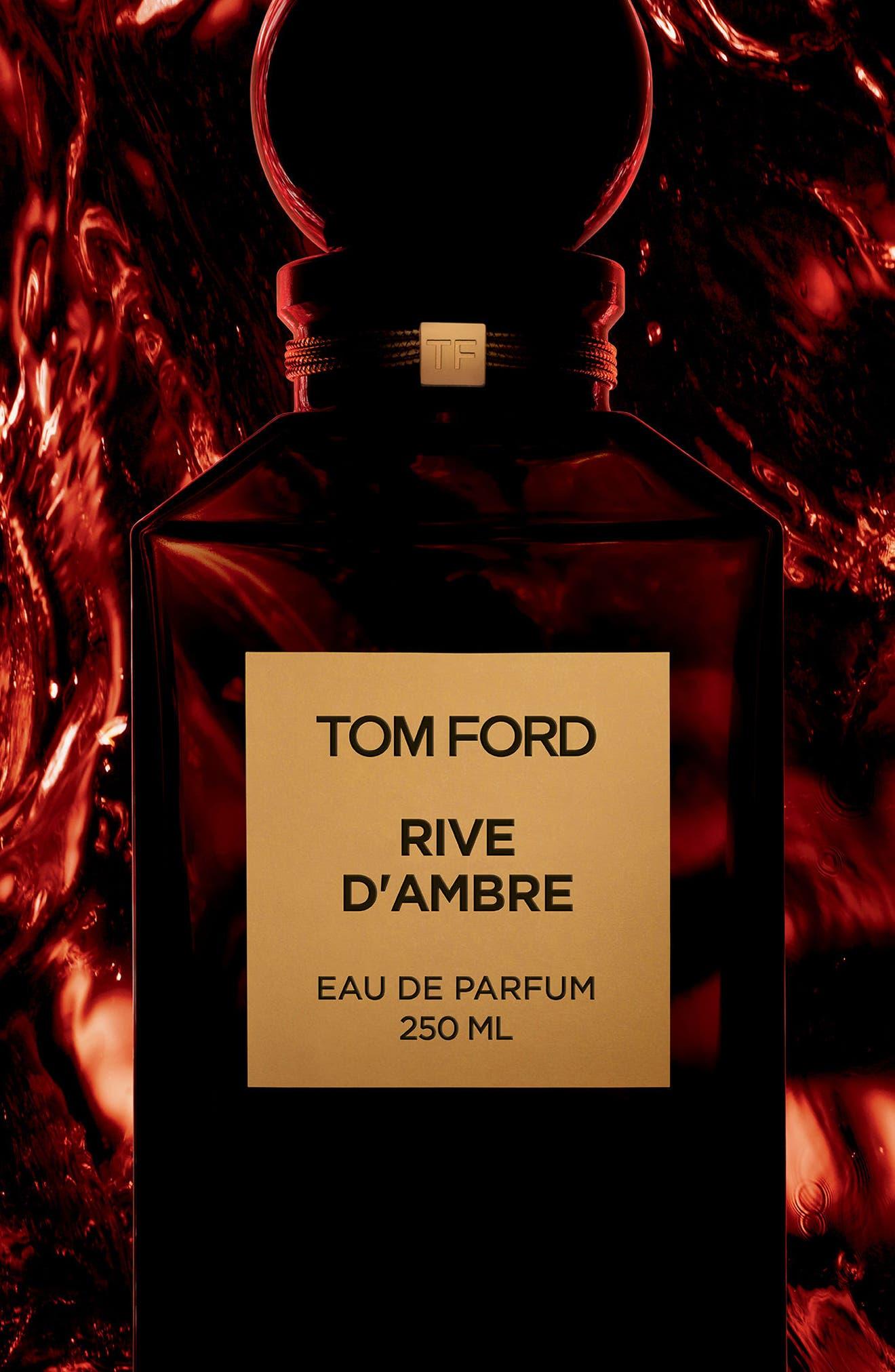 Private Blend Rive dAmbre Eau de Parfum,                             Alternate thumbnail 4, color,                             000