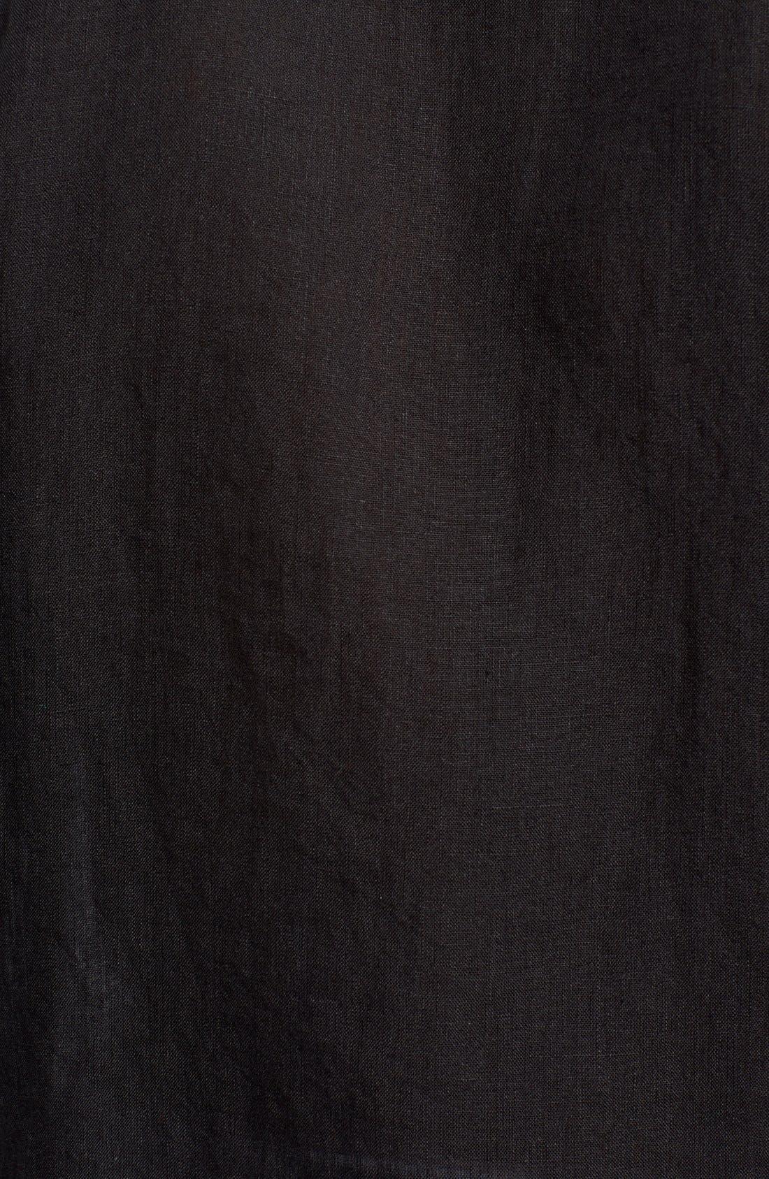'Caroubier' Linen Shirt,                             Alternate thumbnail 31, color,