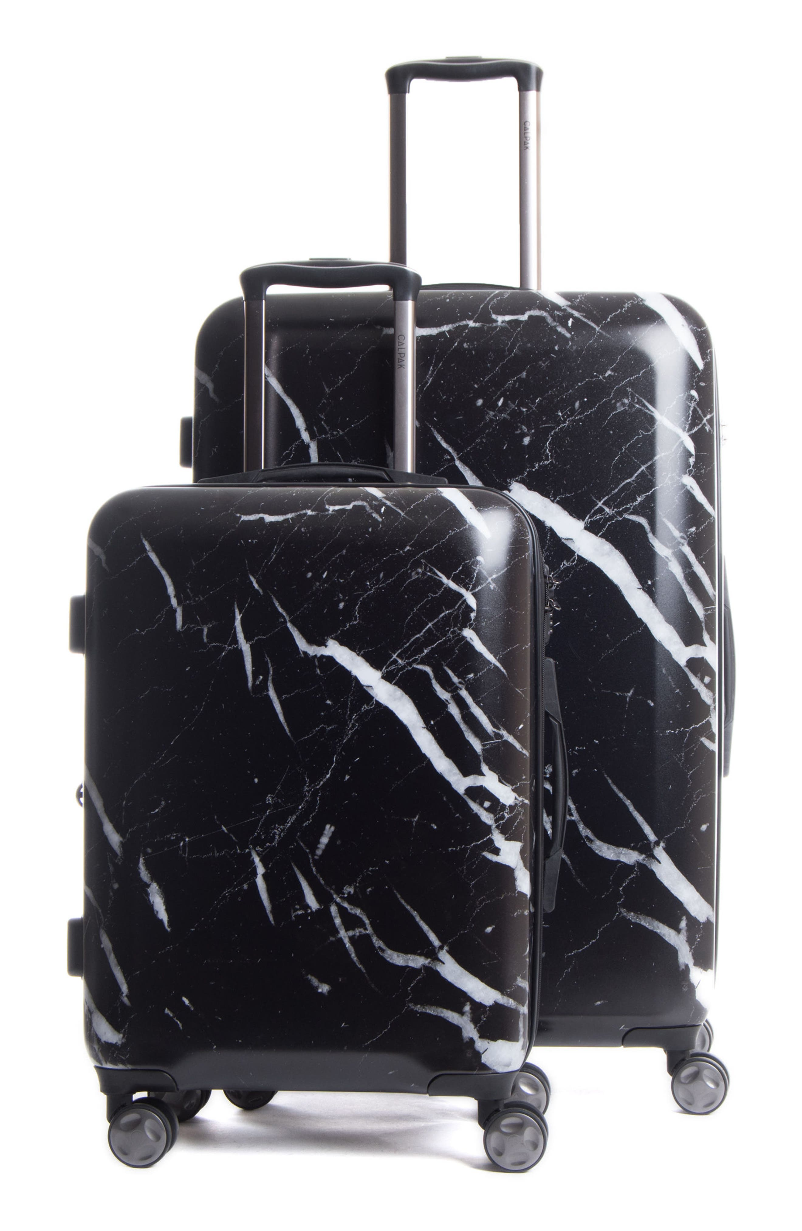 Astyll 22-Inch & 30-Inch Spinner Luggage Set,                             Main thumbnail 1, color,                             MIDNIGHT MARBLE