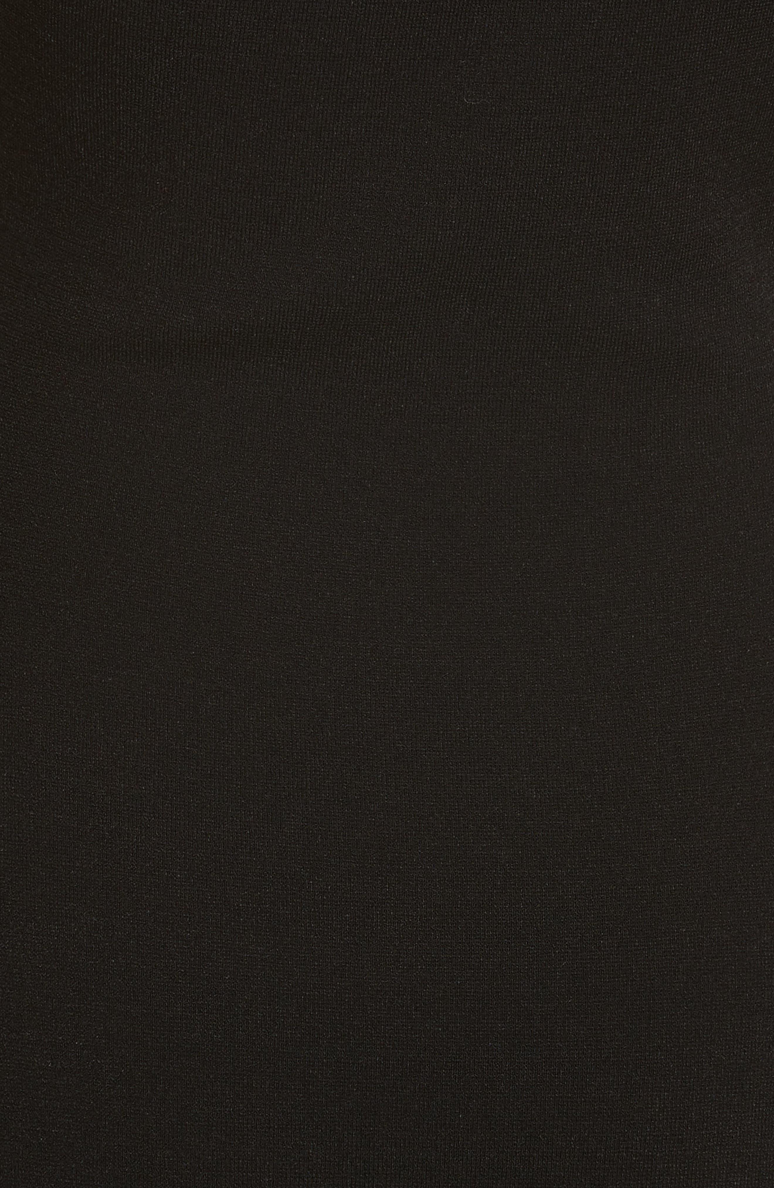 Diane von Furstenberg Knit One-Shoulder Midi Dress,                             Alternate thumbnail 12, color,