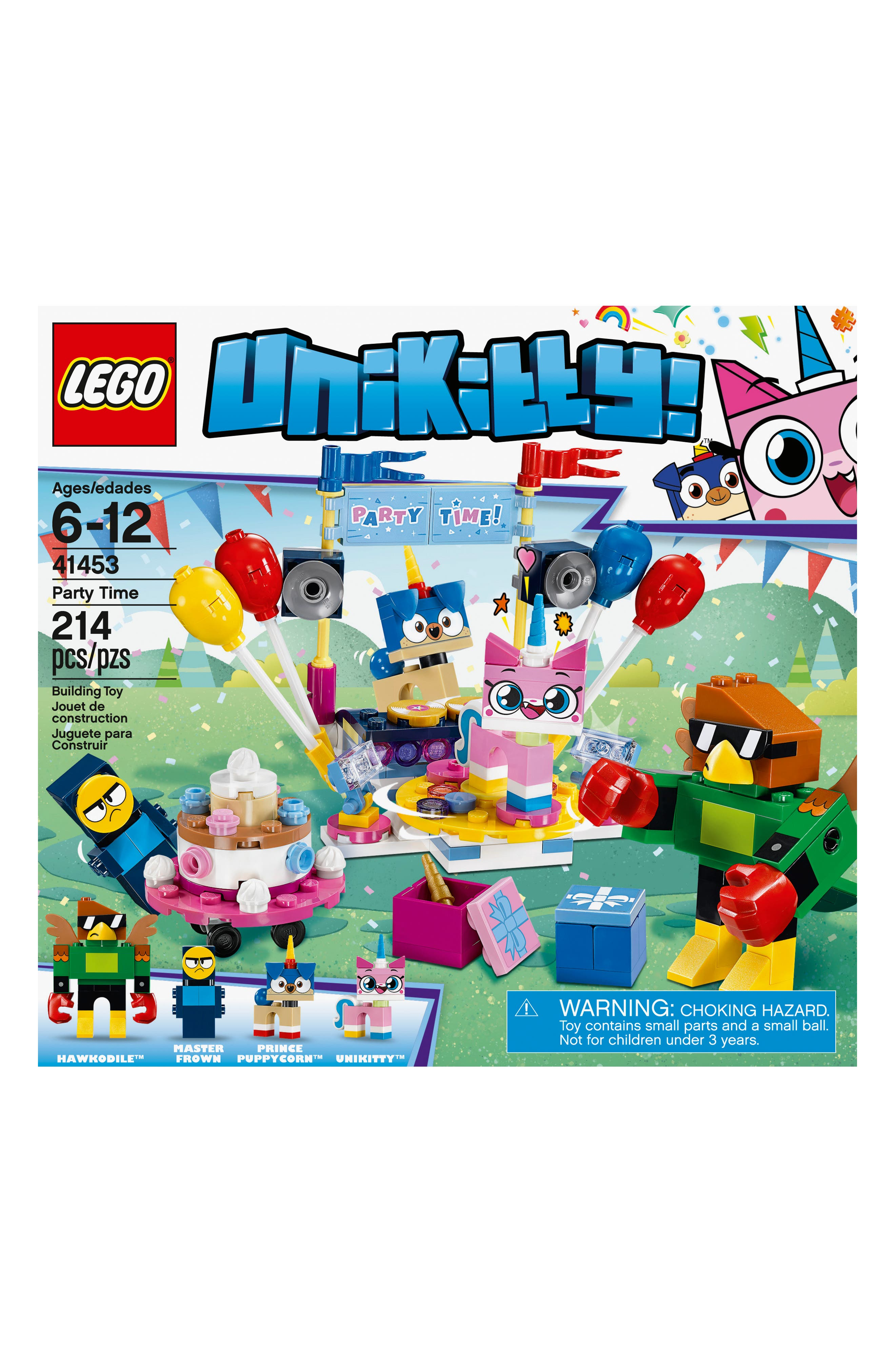 Unikitty<sup>™</sup> Party Time - 41453,                             Main thumbnail 1, color,                             960