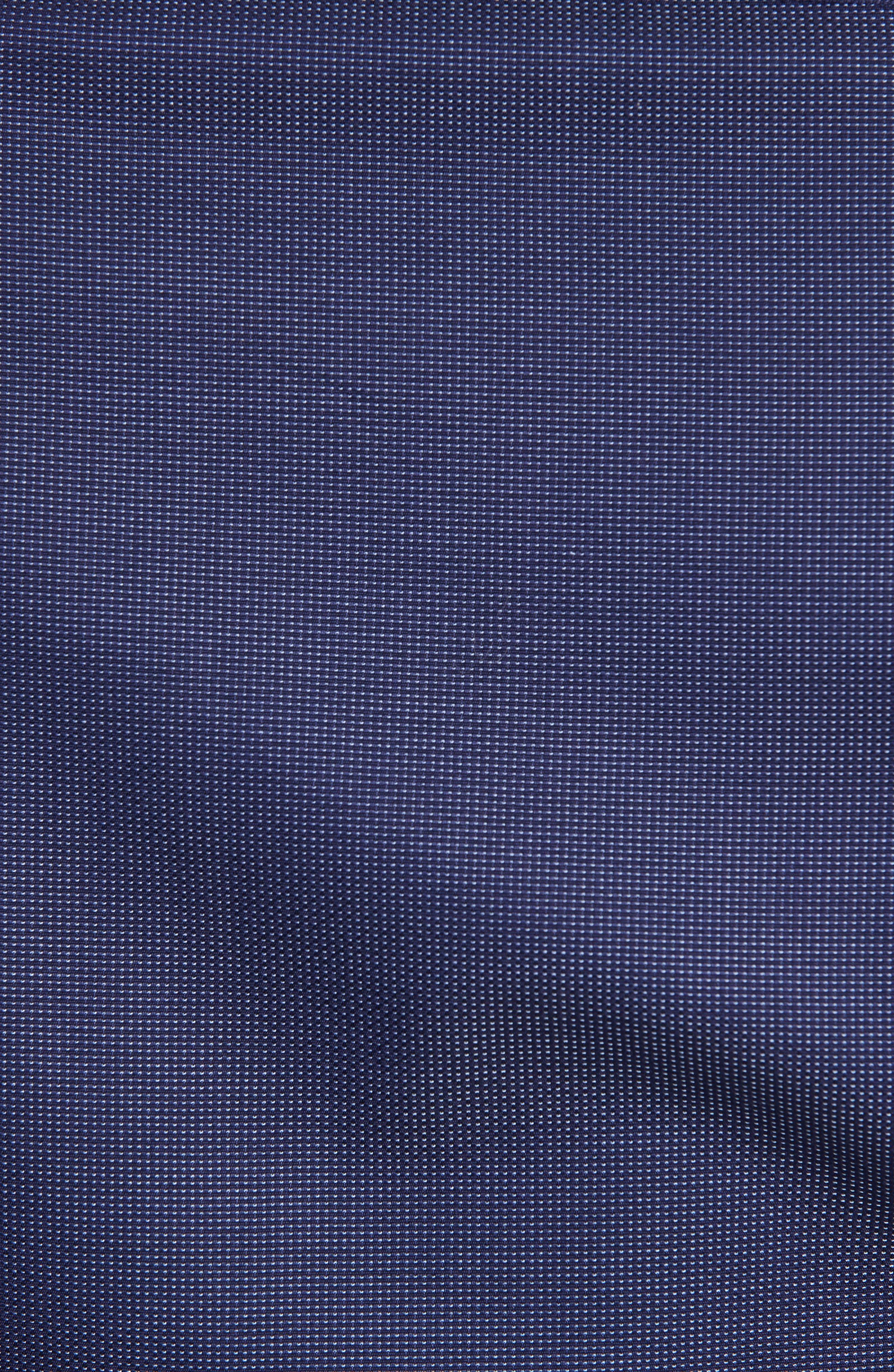 Regular Fit Pin Dot Print Sport Shirt,                             Alternate thumbnail 5, color,                             417