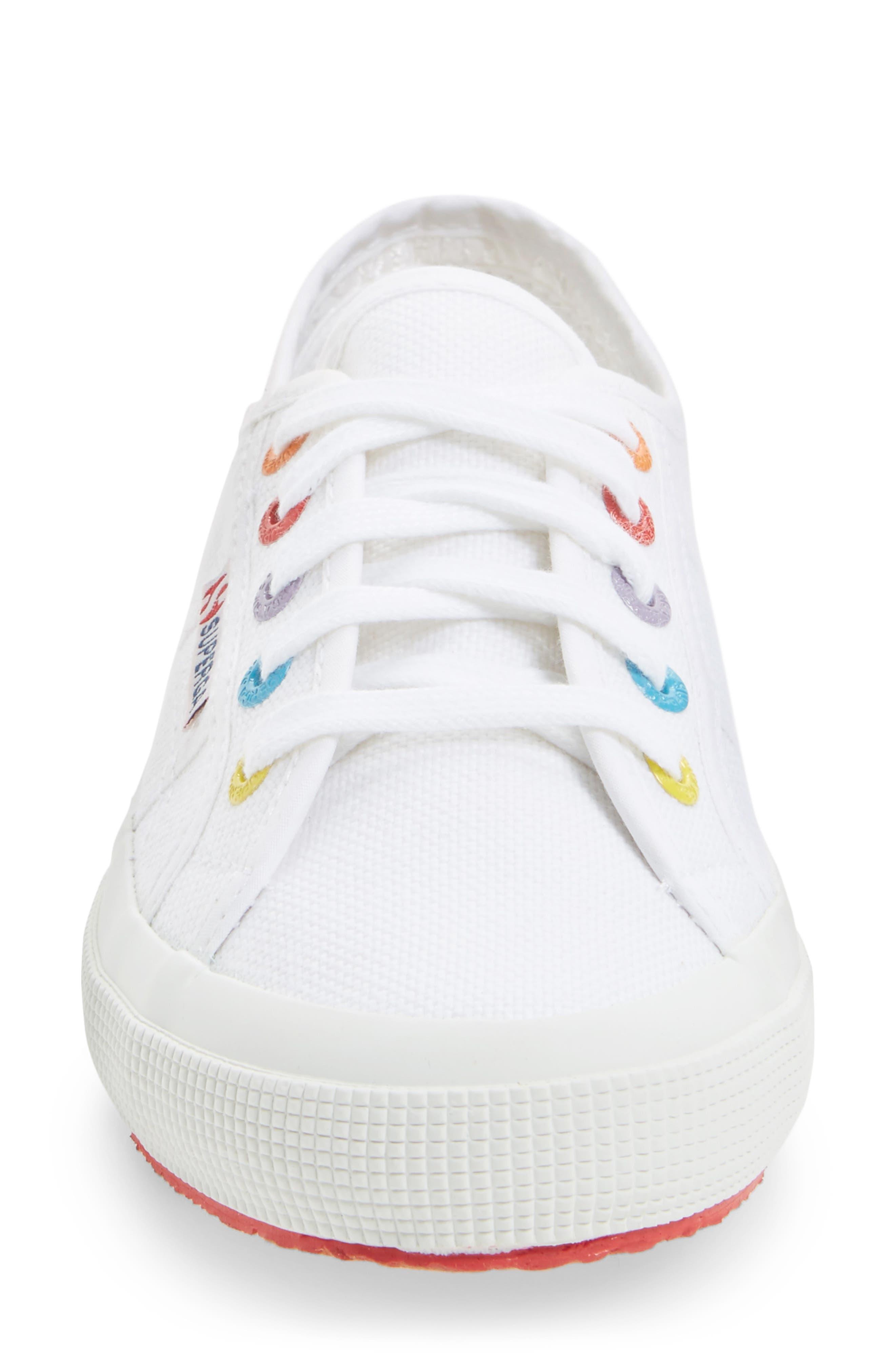 2750 Rainbow Sneaker,                             Alternate thumbnail 11, color,