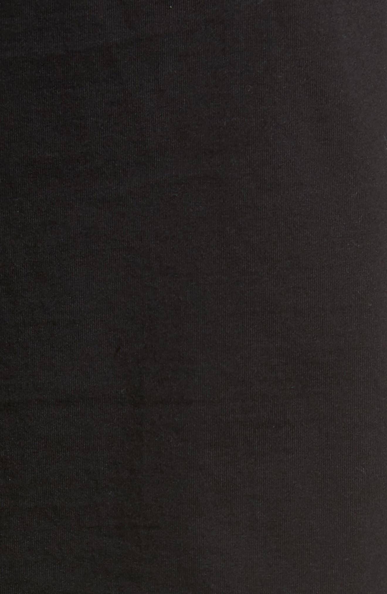 Full Surplus Jersey Pants,                             Alternate thumbnail 6, color,                             001