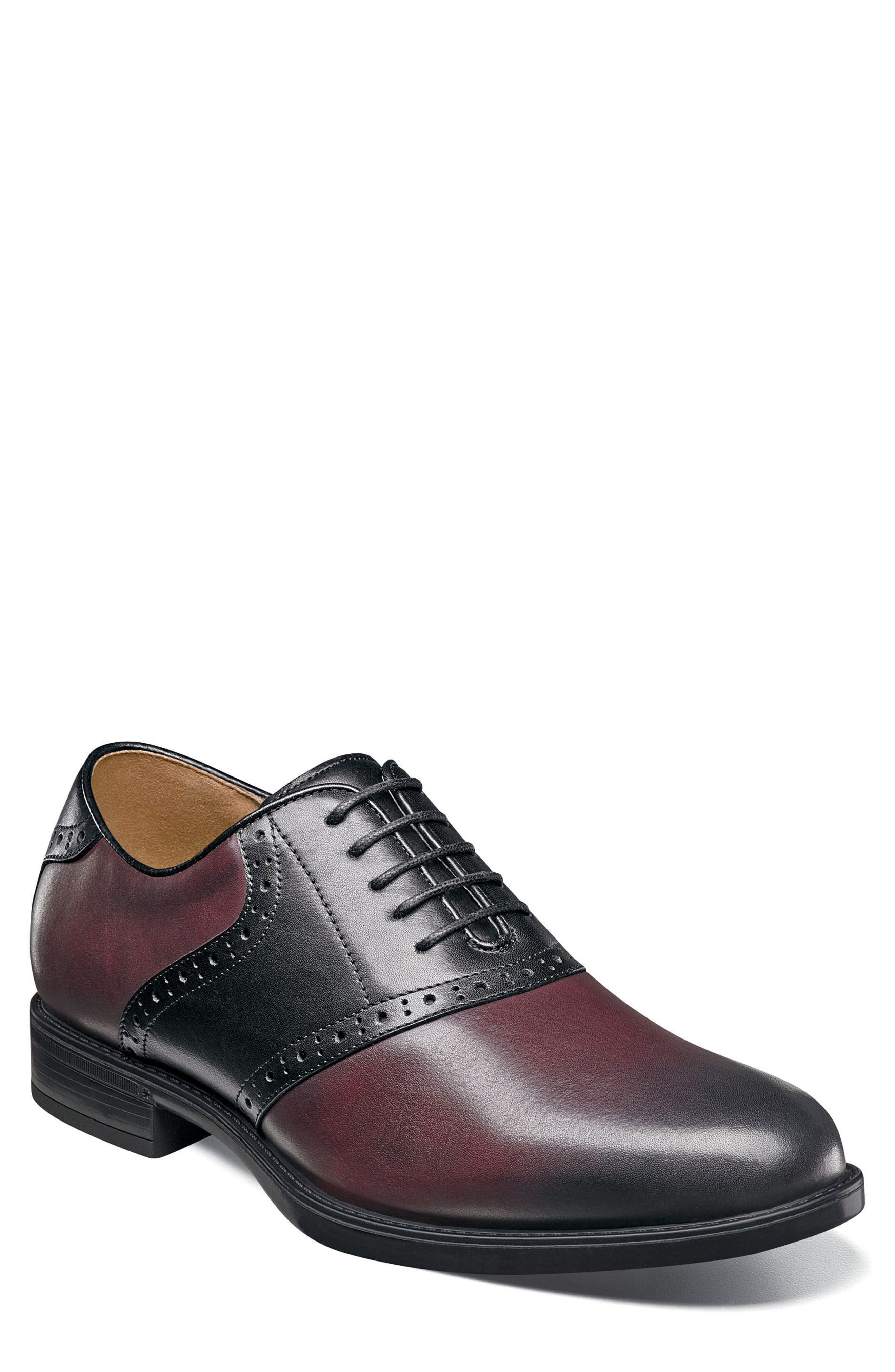 Midtown Saddle Oxford,                             Main thumbnail 2, color,
