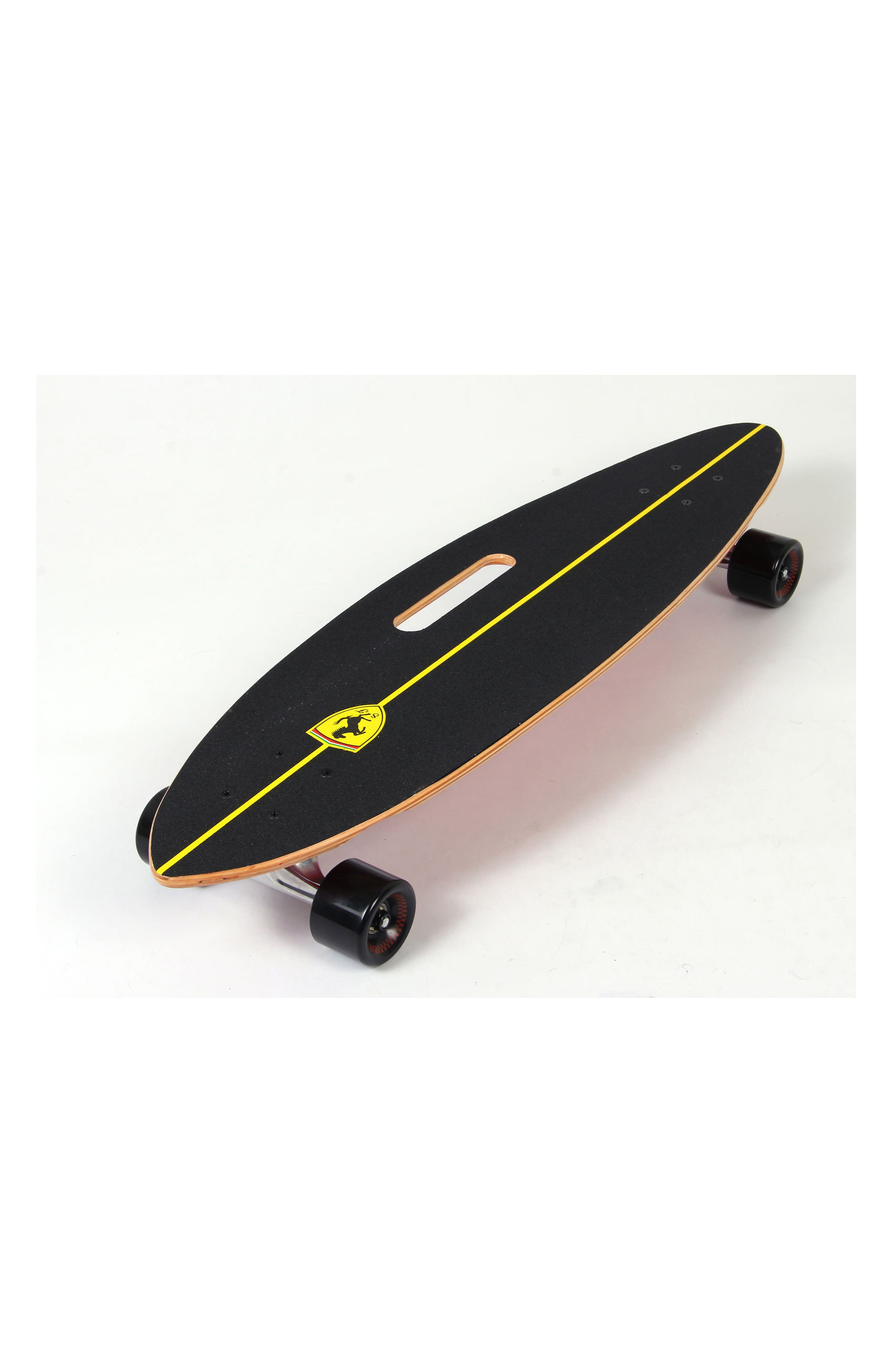Cruiser Skateboard,                             Main thumbnail 1, color,                             BLACK