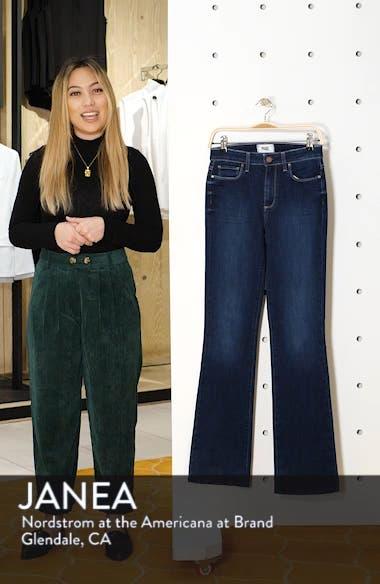 Transcend Vintage - Manhattan Bootcut Jeans, sales video thumbnail