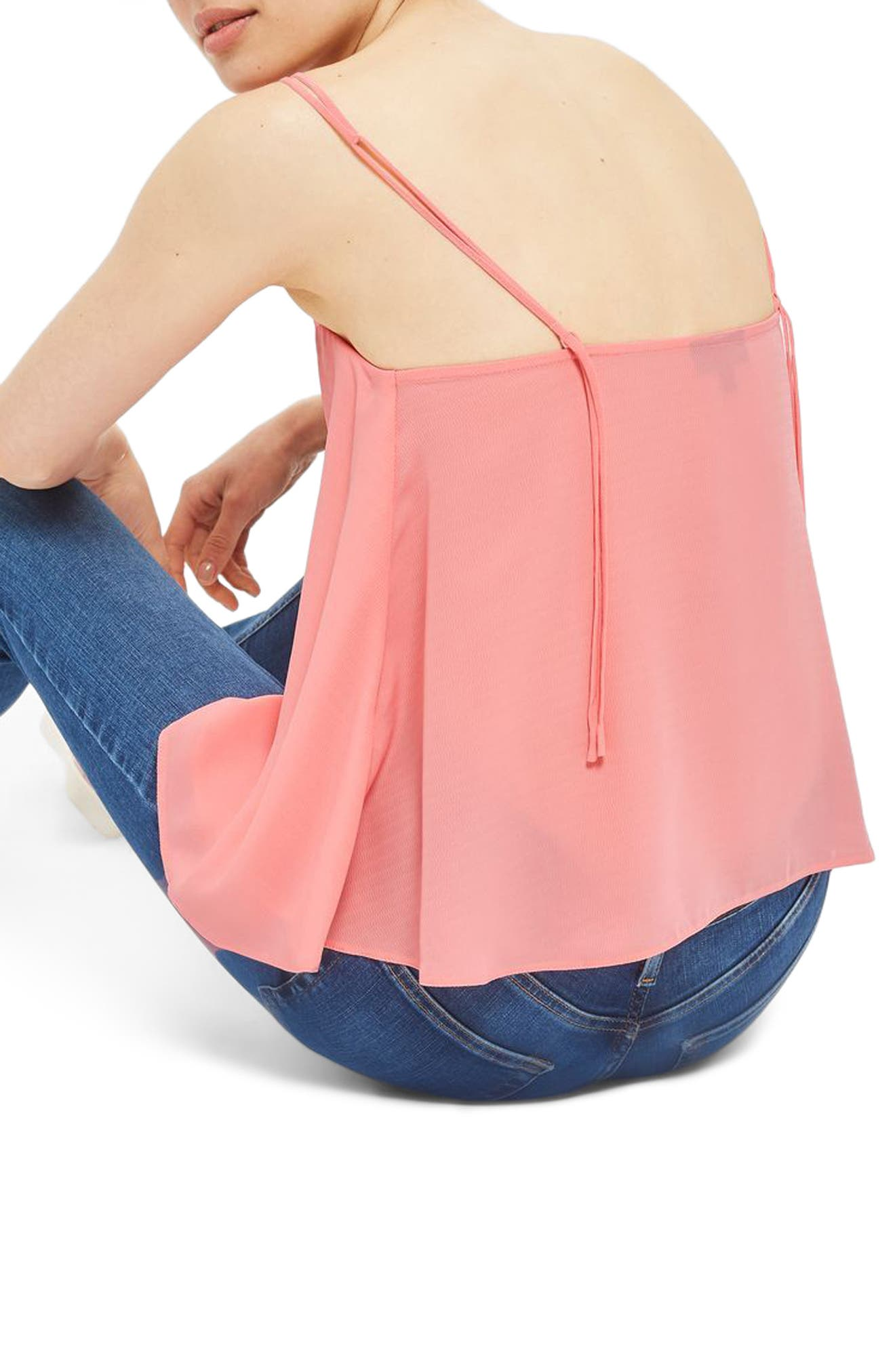 Rouleau Swing Camisole,                             Alternate thumbnail 18, color,
