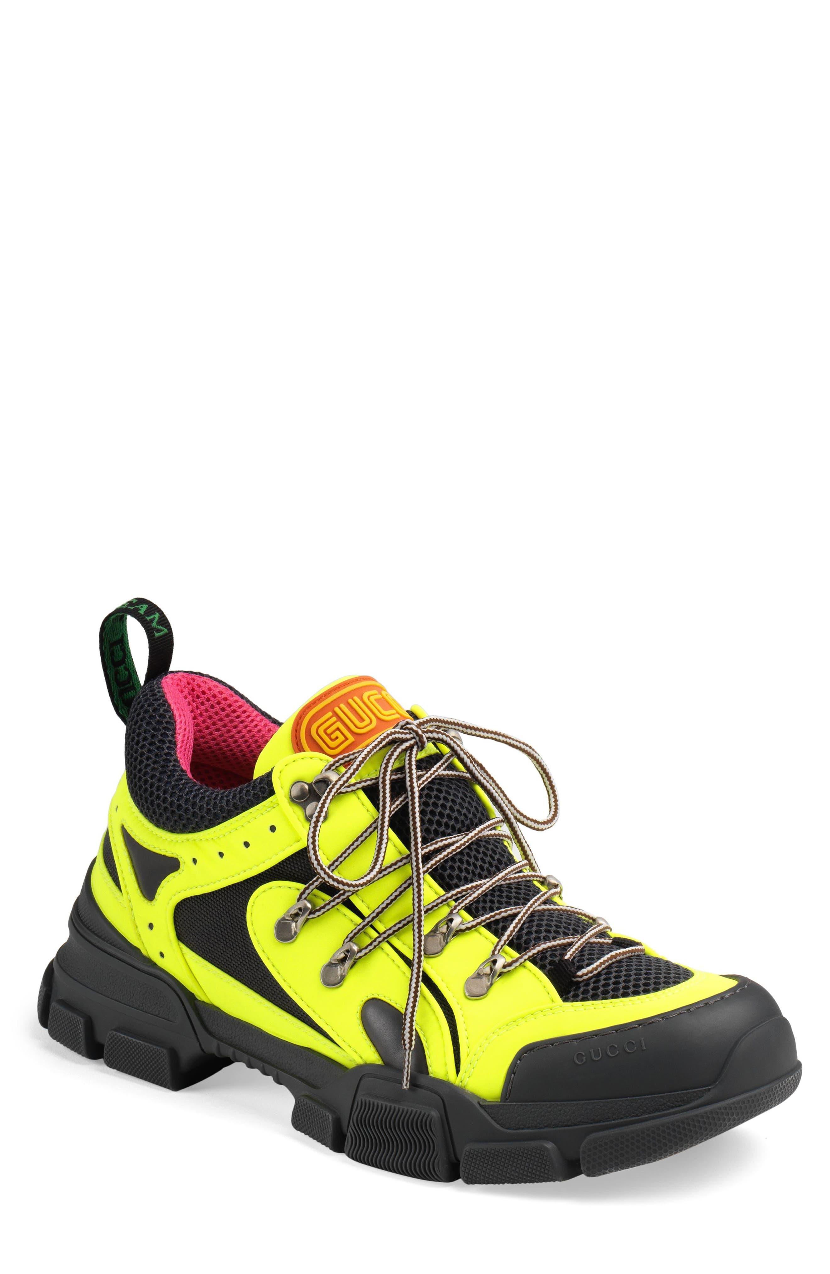 Flashtrek Sneaker, Main, color, YELLOW