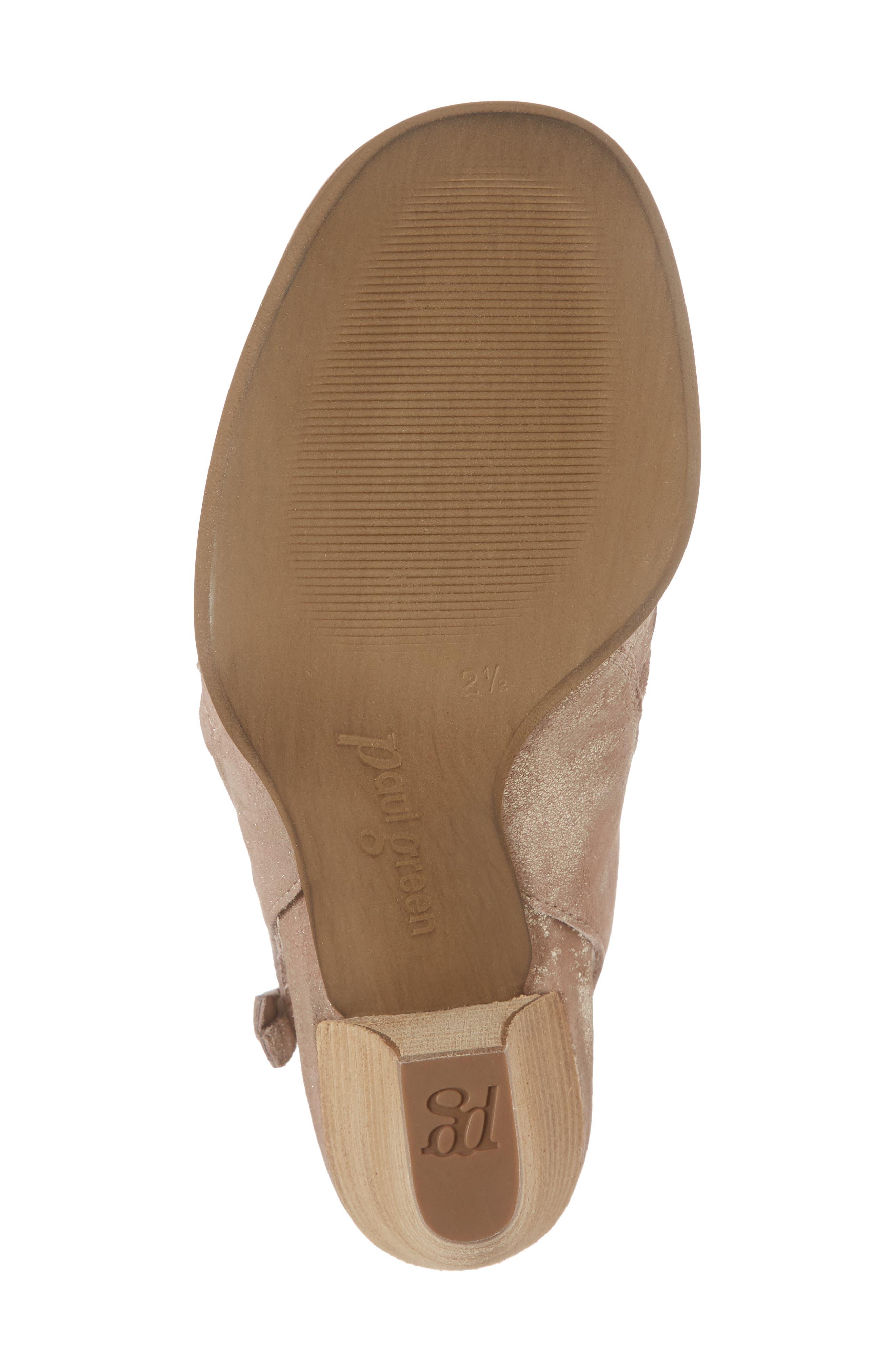 'Cayanne' Leather Peep Toe Sandal,                             Alternate thumbnail 48, color,