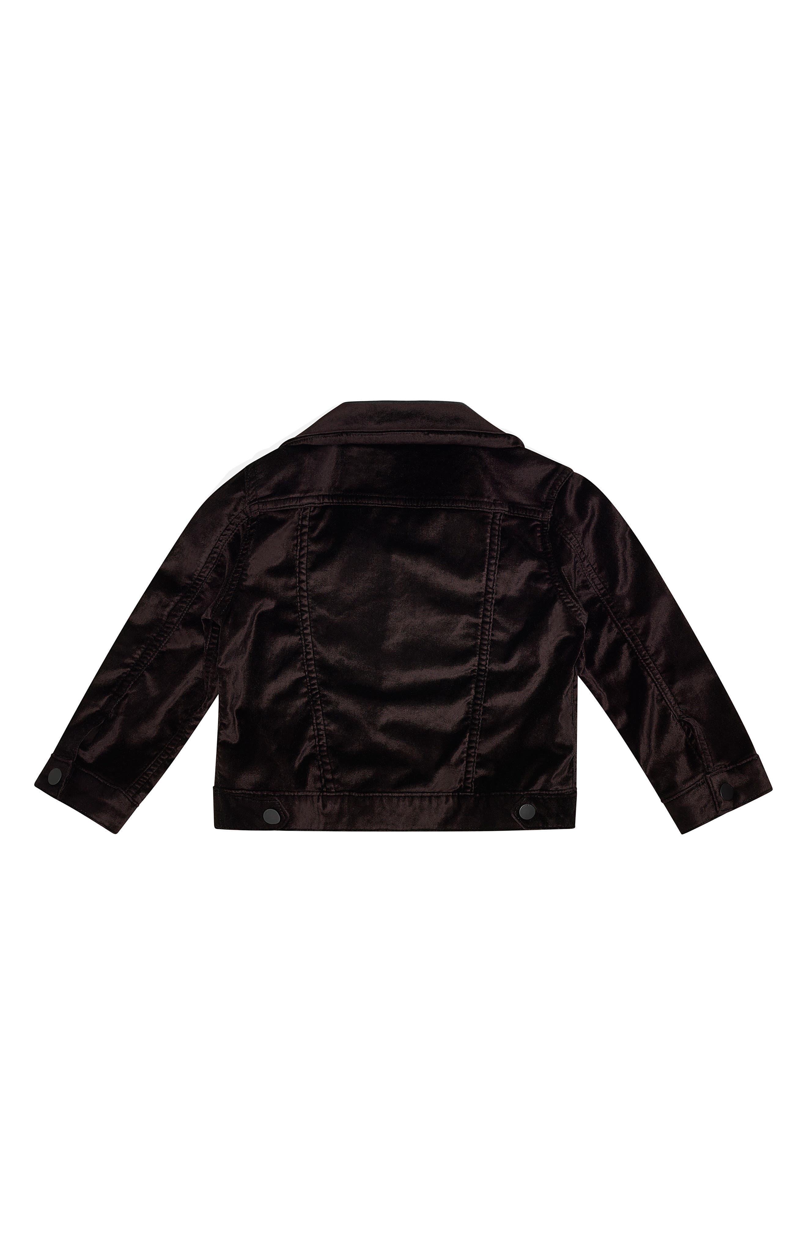 Manning Velvet Jacket,                             Alternate thumbnail 2, color,                             001