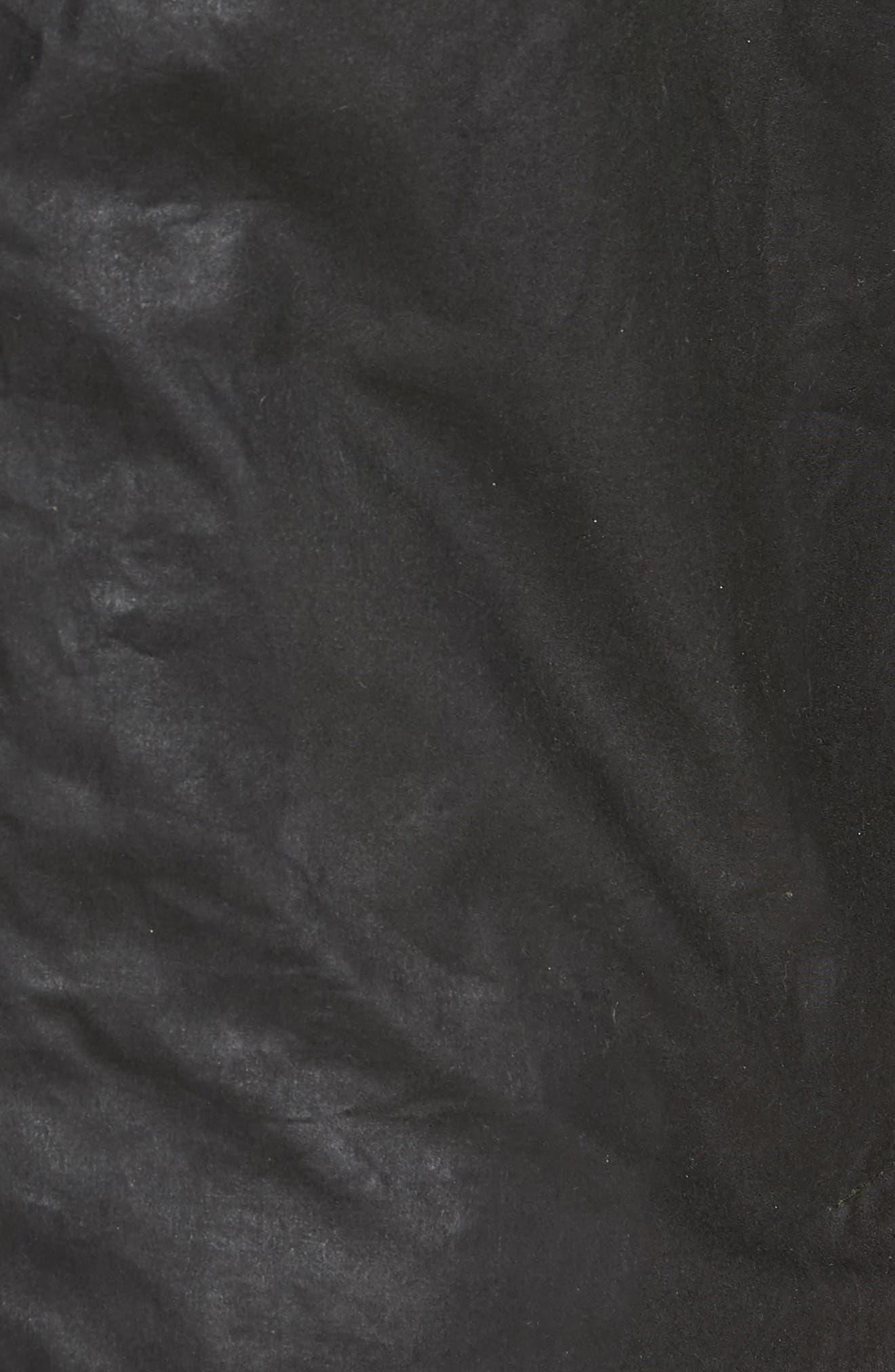 Lightweight Ashby Wax Jacket,                             Alternate thumbnail 7, color,                             SAGE
