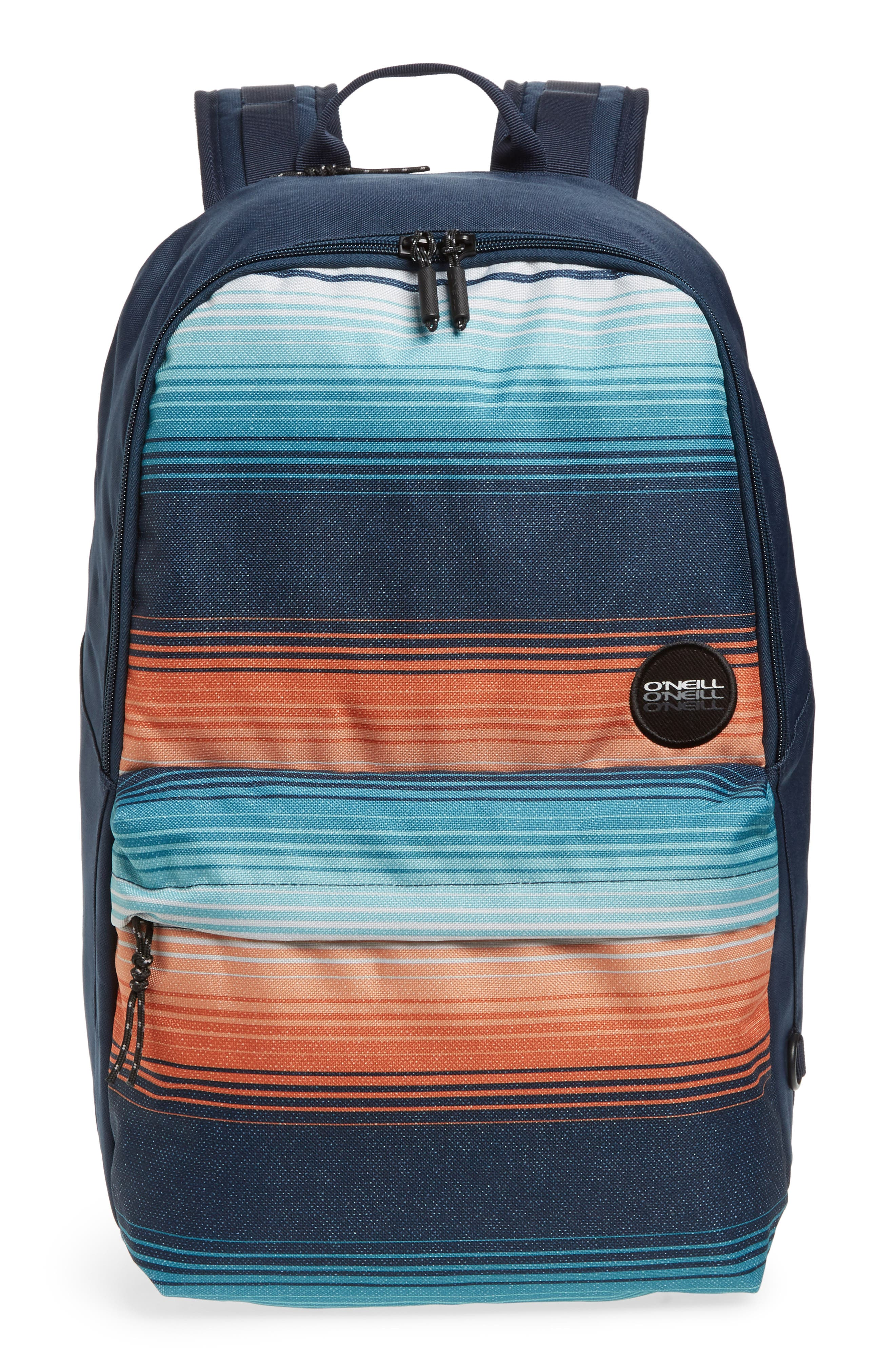 Transfer Backpack,                         Main,                         color, NAVY