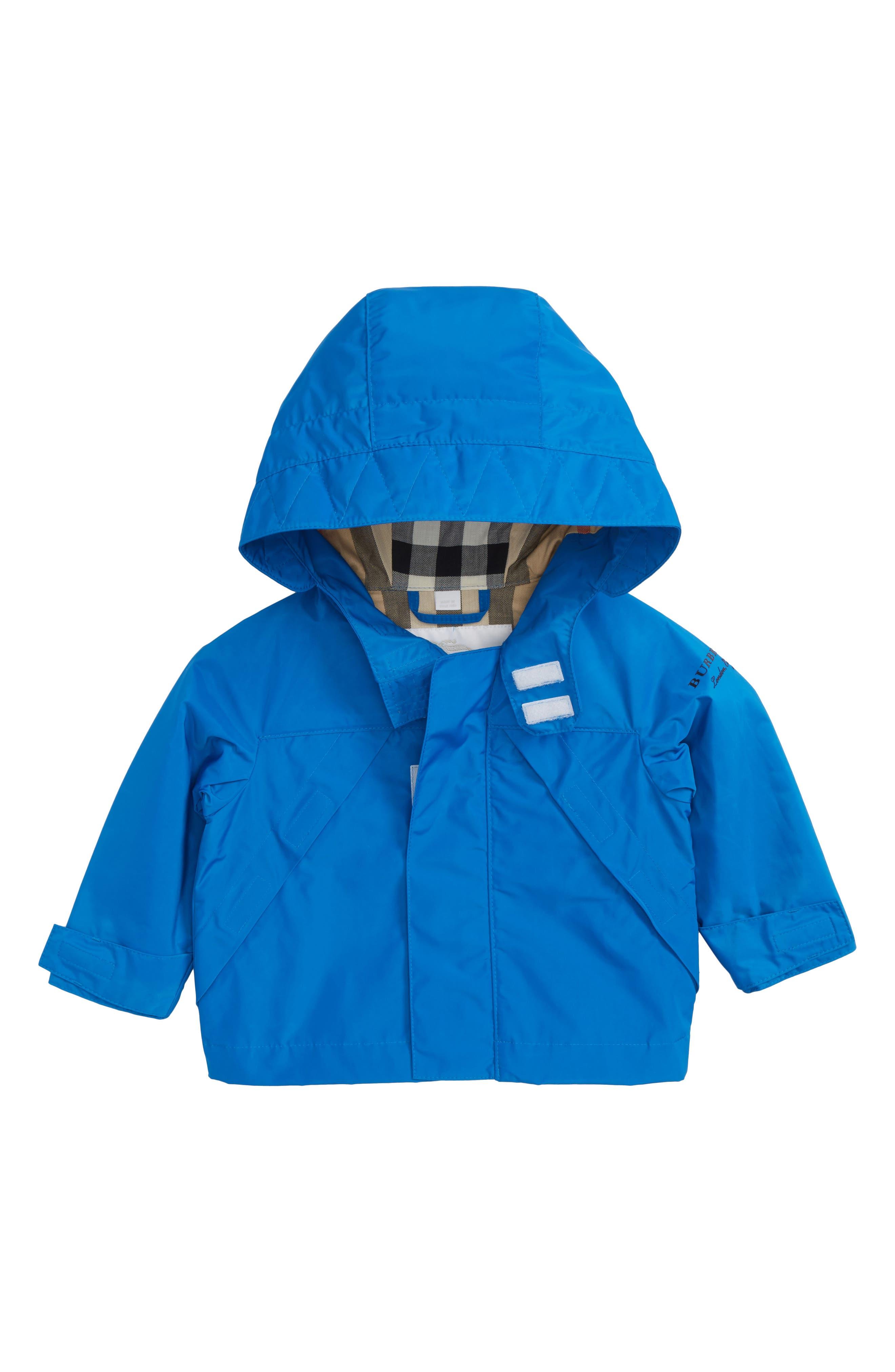 Yeoman Hooded Windbreaker Jacket,                         Main,                         color, 420