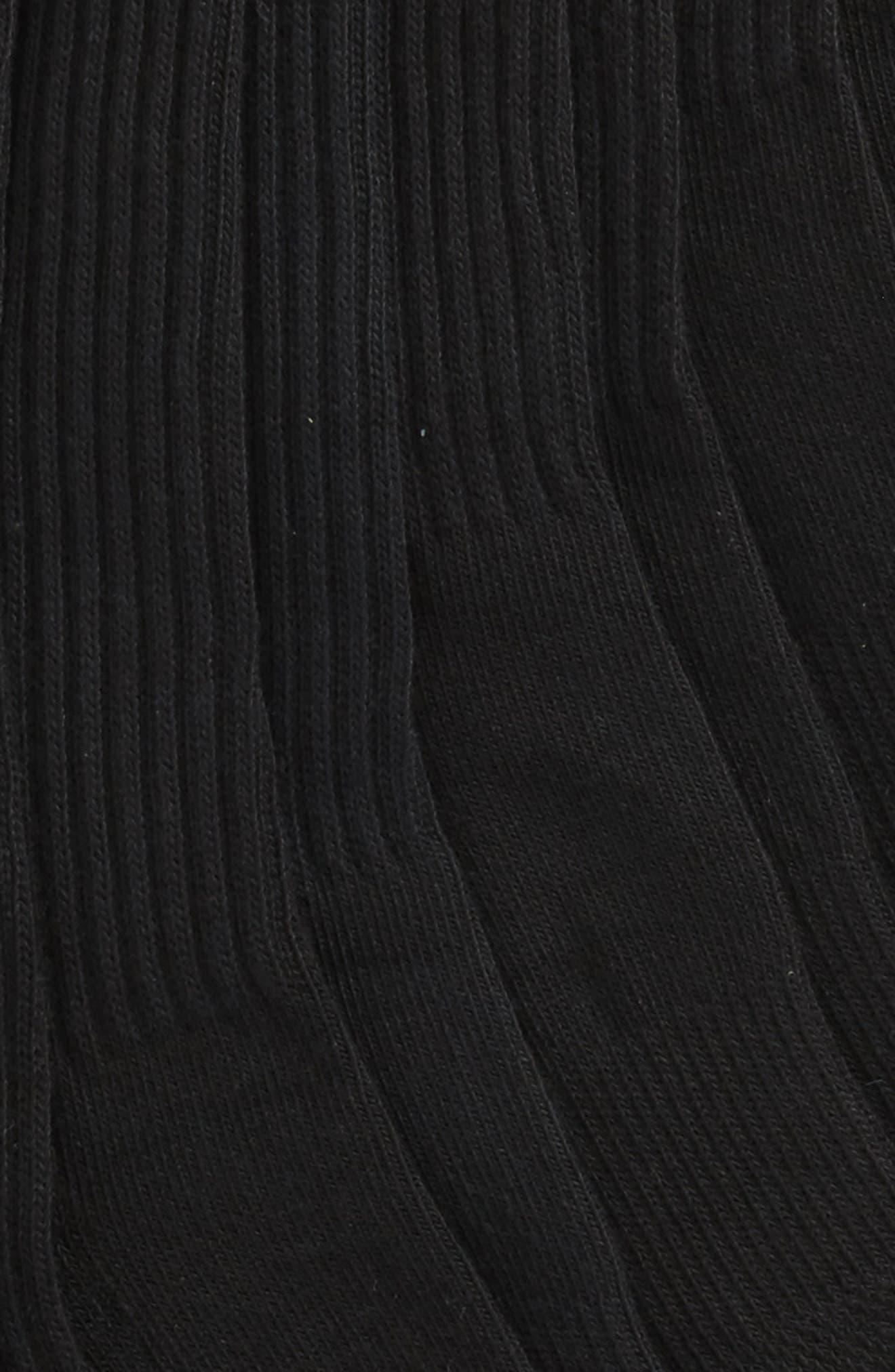 6-Pack Athletic Crew Socks,                             Alternate thumbnail 2, color,                             001